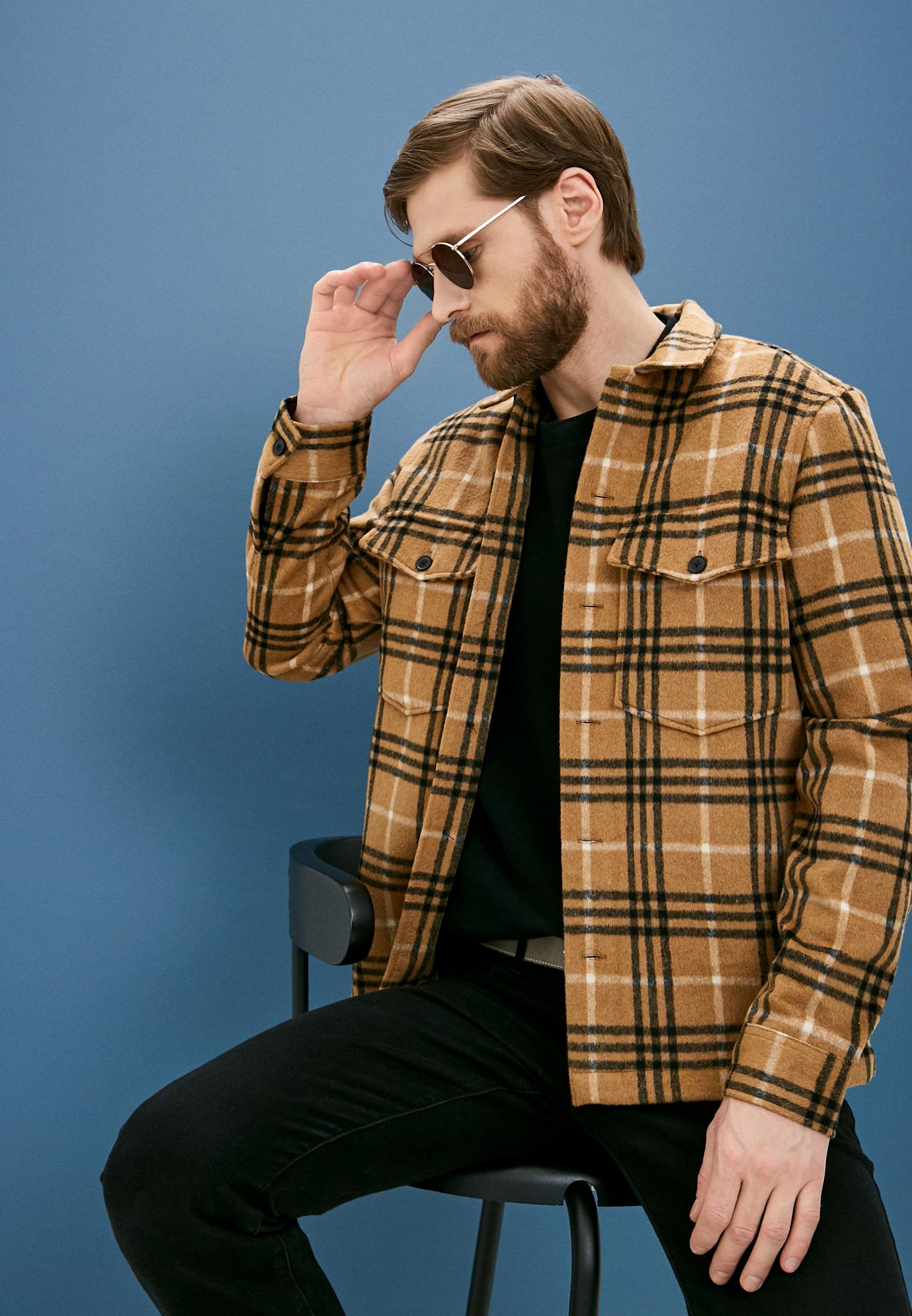 Рубашка с длинным рукавом AllSaints MS082R: изображение 2