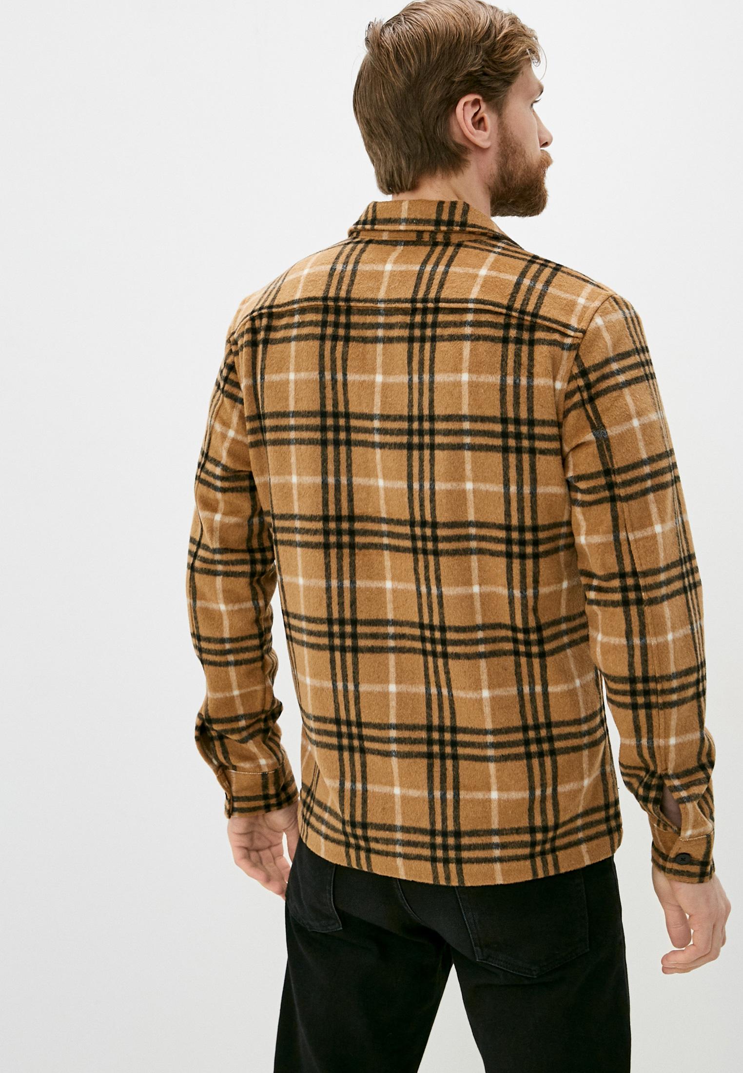 Рубашка с длинным рукавом AllSaints MS082R: изображение 4
