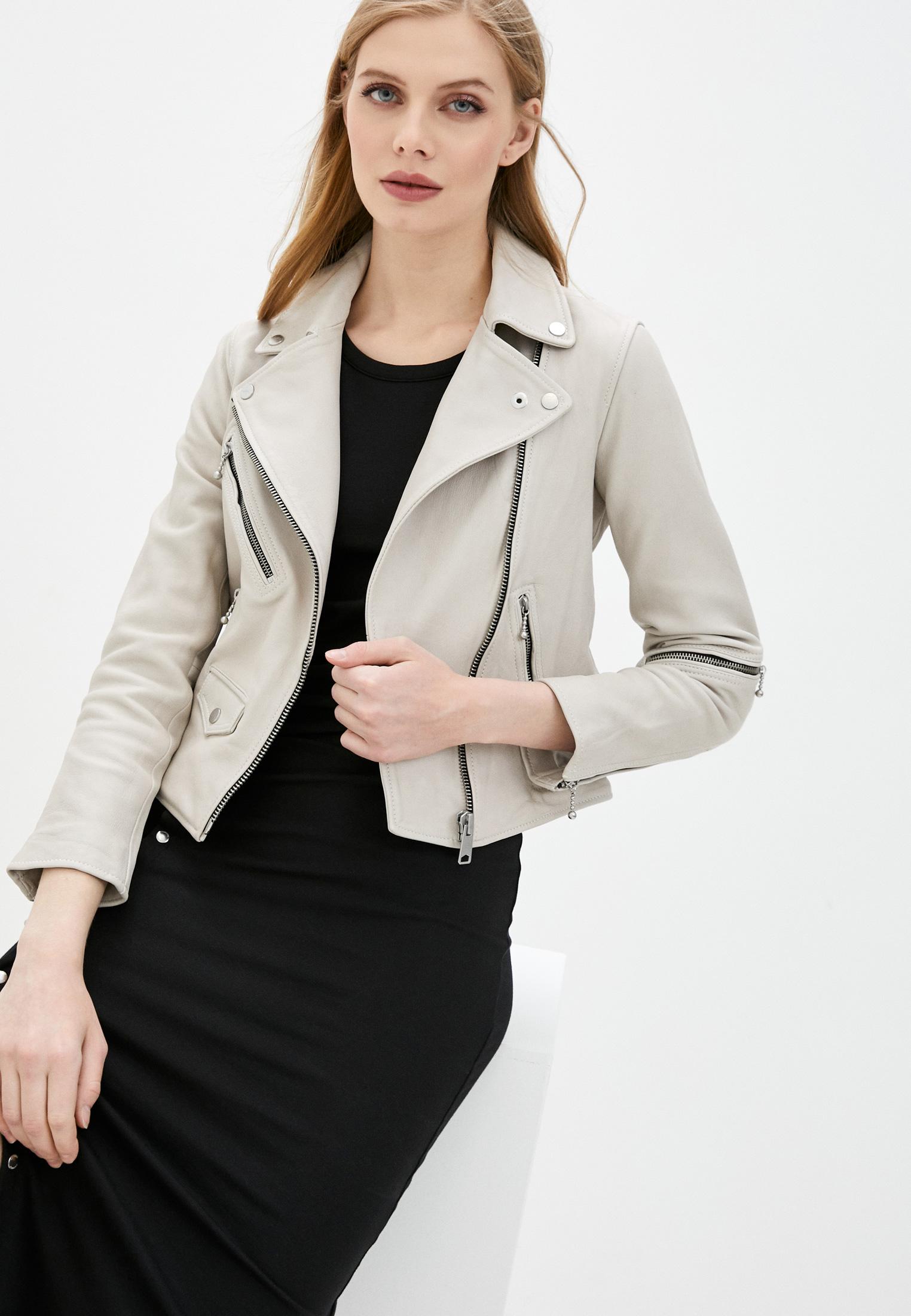 Кожаная куртка AllSaints WL041S