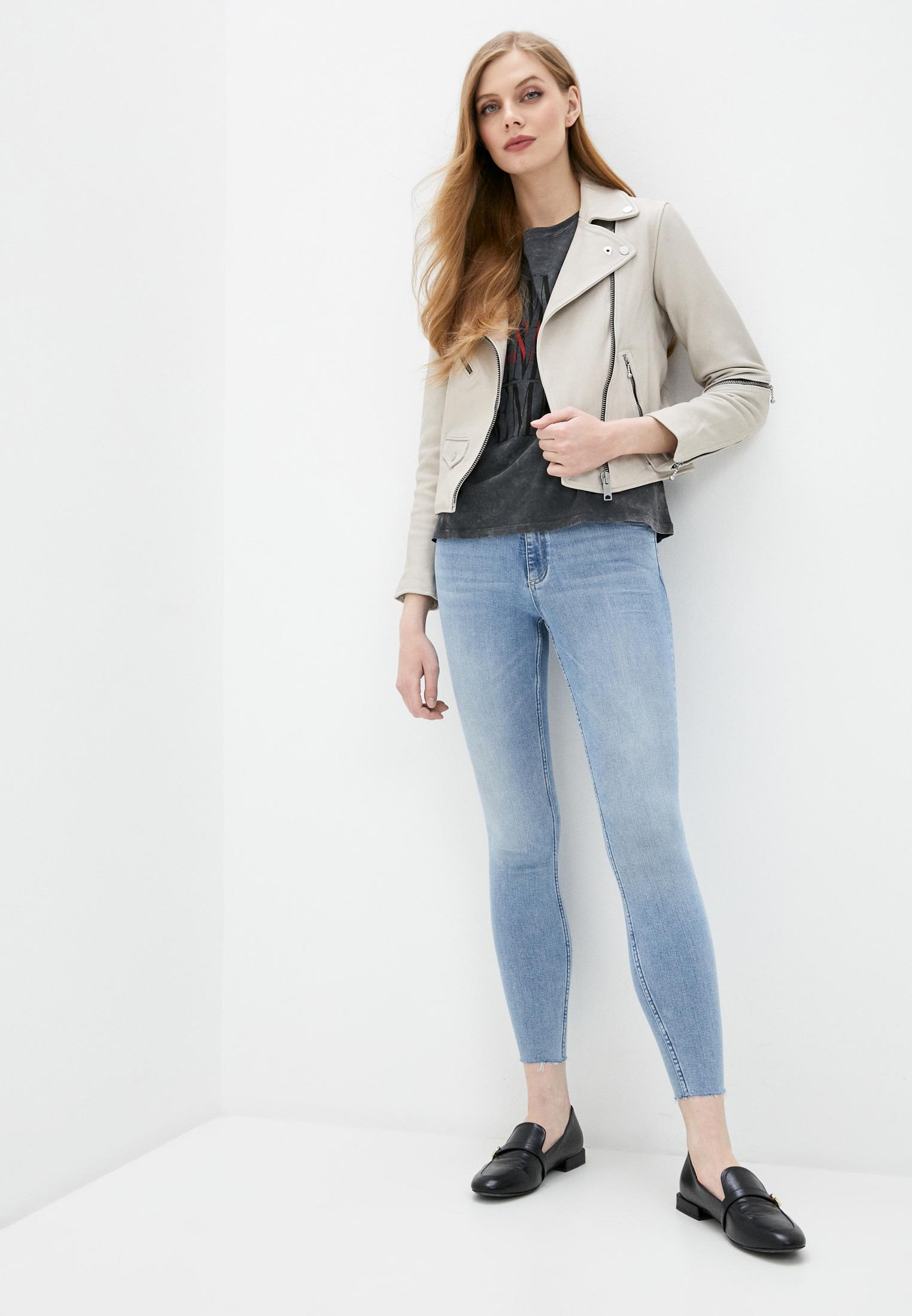 Зауженные джинсы AllSaints WE106S: изображение 2