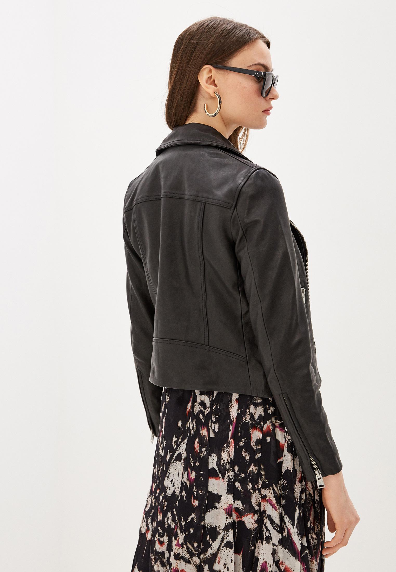 Кожаная куртка AllSaints WL004N: изображение 3
