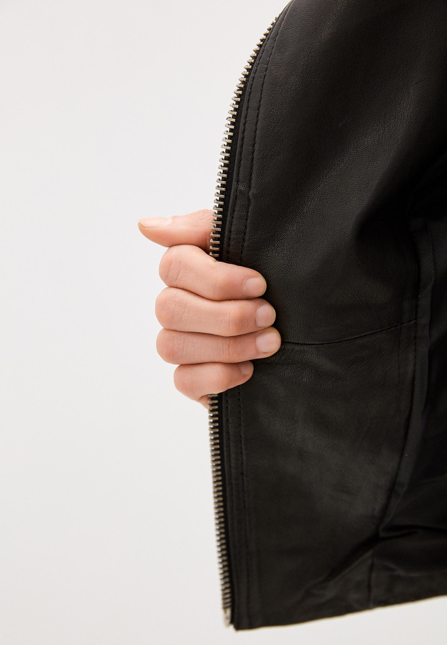 Кожаная куртка AllSaints WL004N: изображение 4