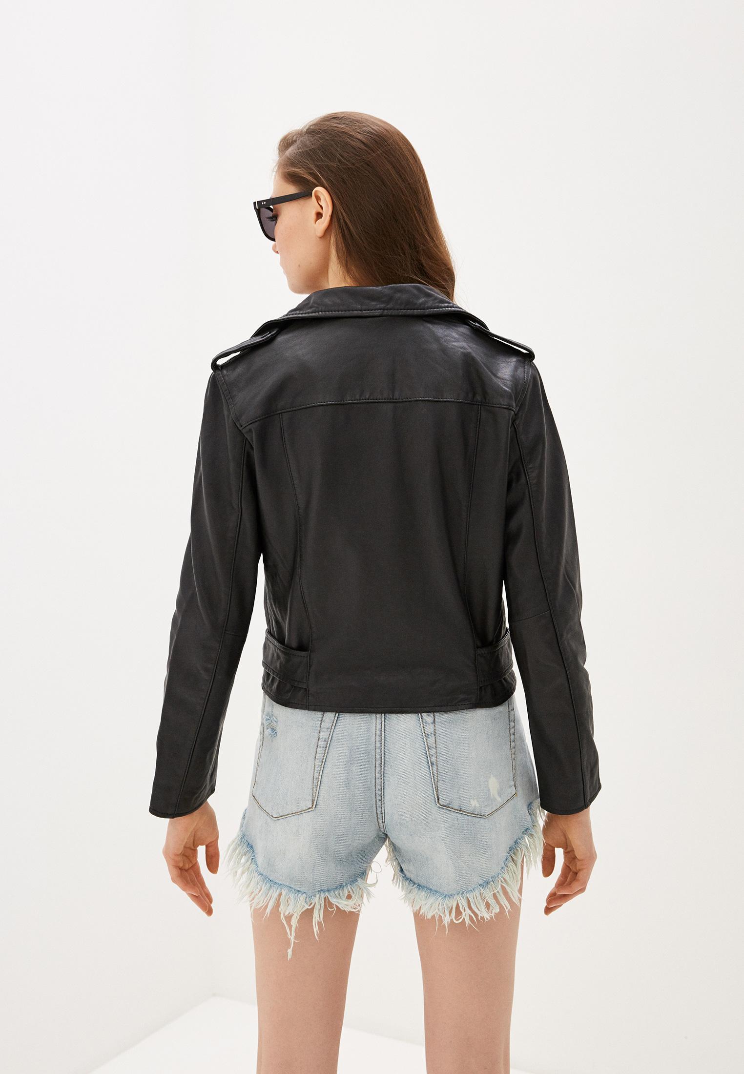 Кожаная куртка AllSaints WL115E: изображение 3