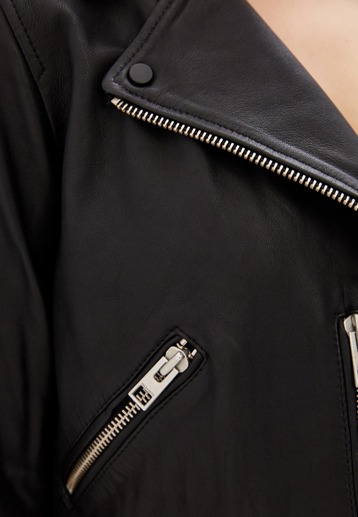 Кожаная куртка AllSaints WL115E: изображение 5