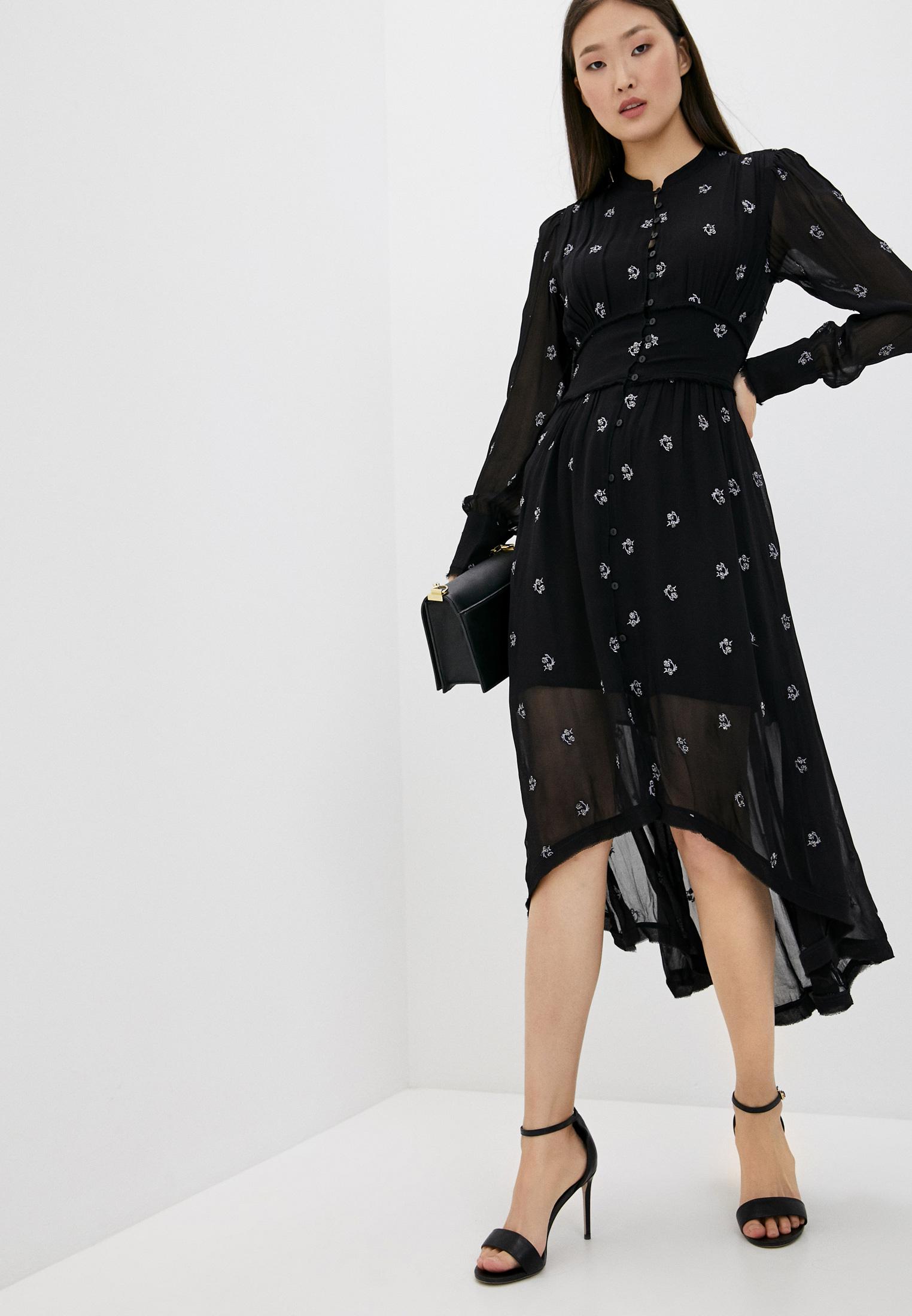 Вечернее / коктейльное платье AllSaints WD255R: изображение 1