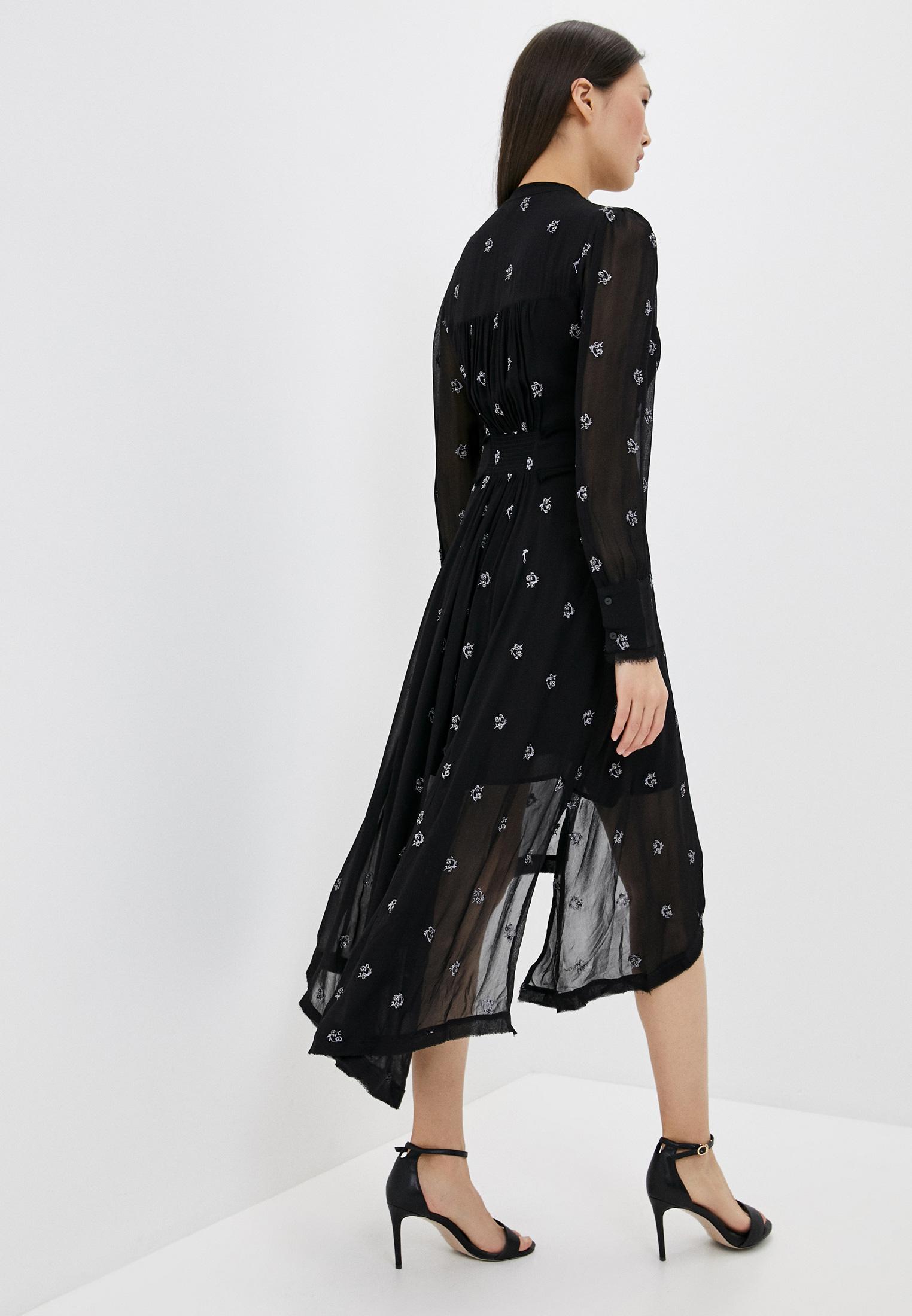 Вечернее / коктейльное платье AllSaints WD255R: изображение 3