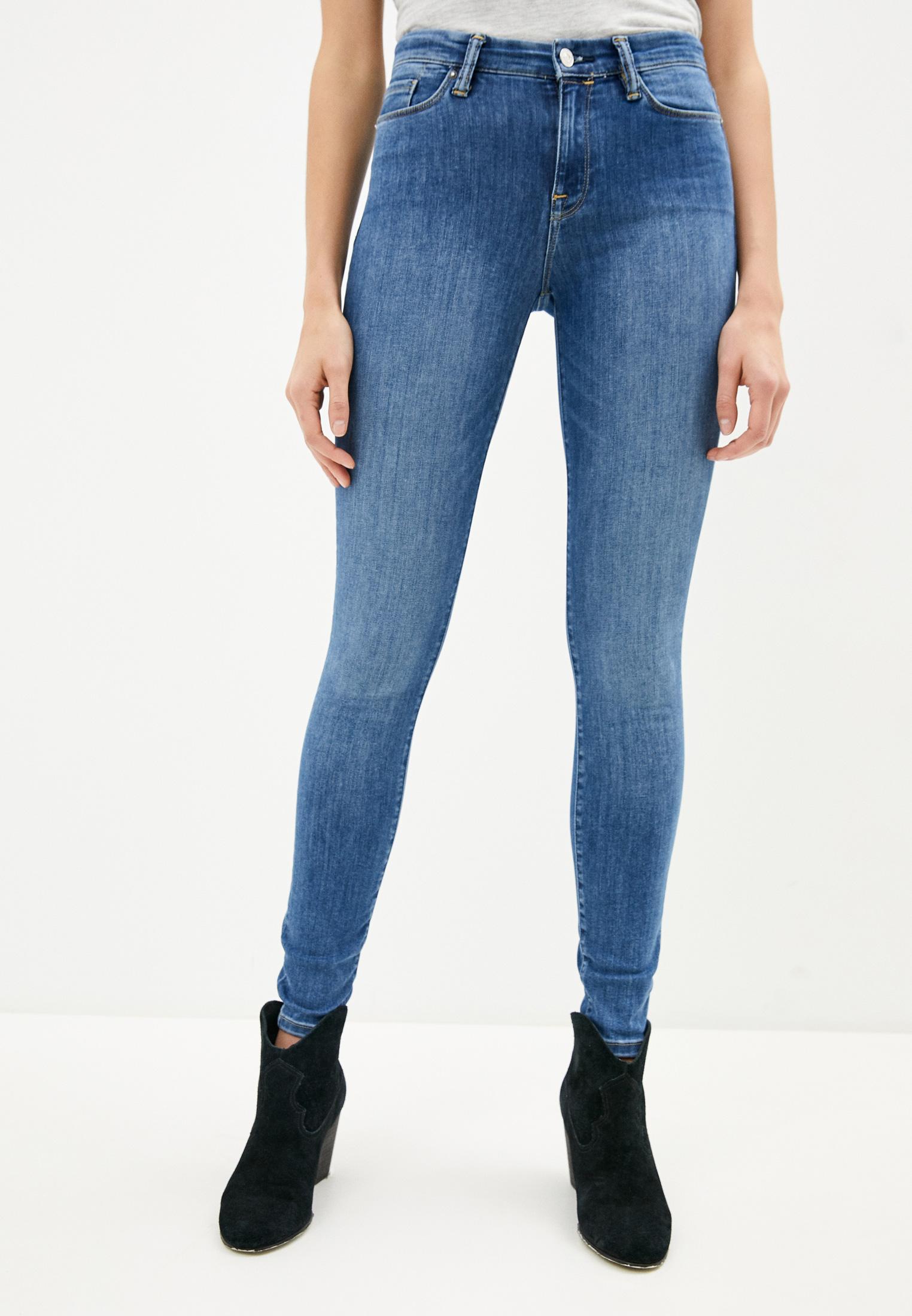 Зауженные джинсы AllSaints WE080N: изображение 1