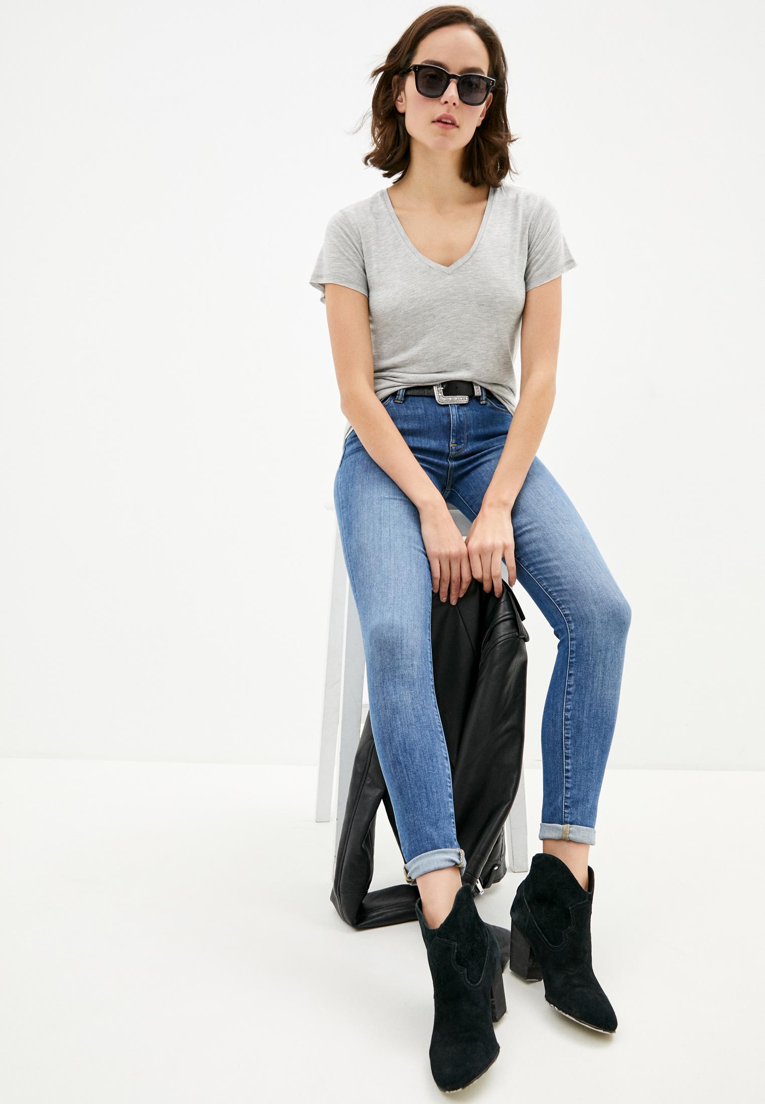 Зауженные джинсы AllSaints WE080N: изображение 2