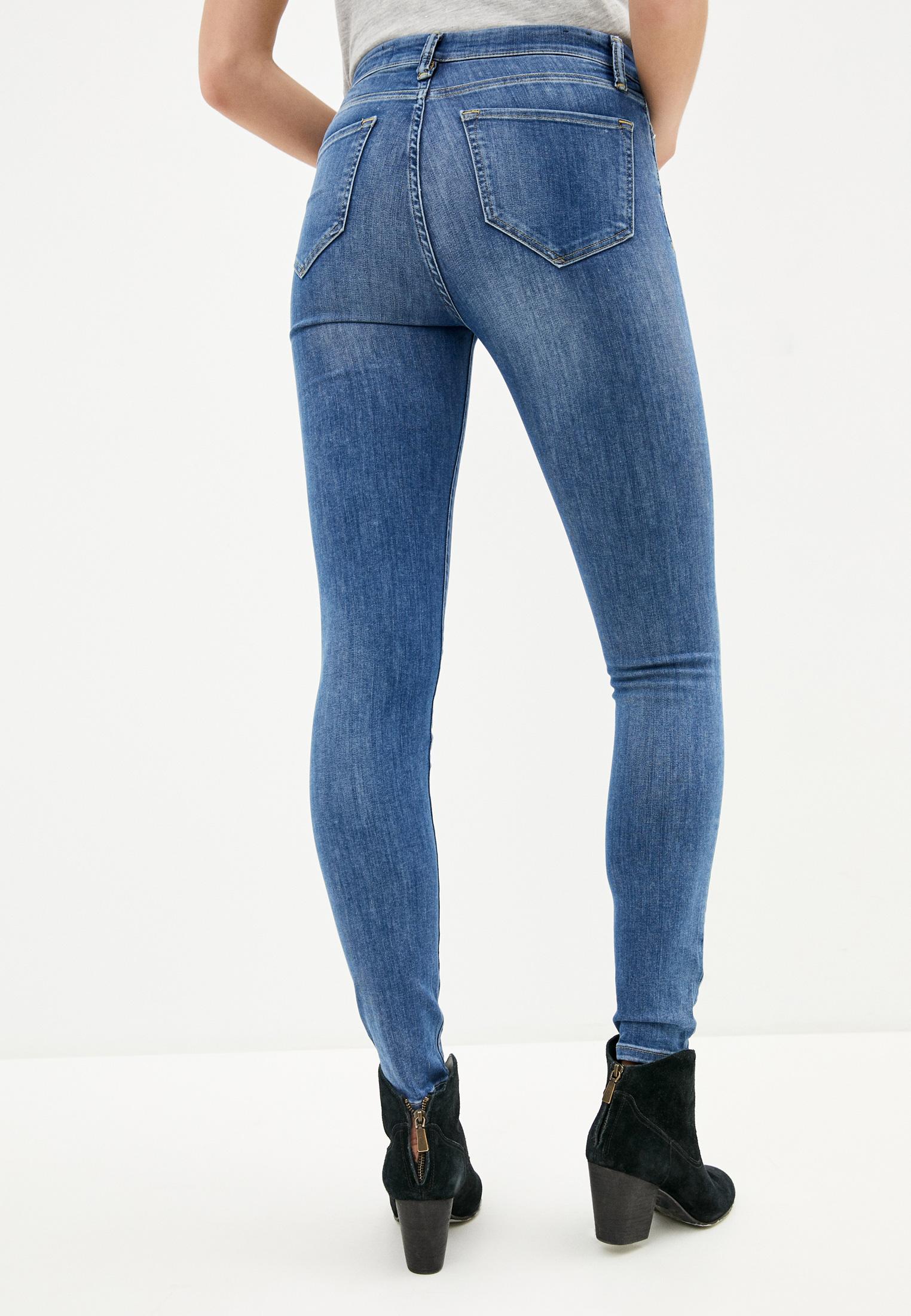 Зауженные джинсы AllSaints WE080N: изображение 3