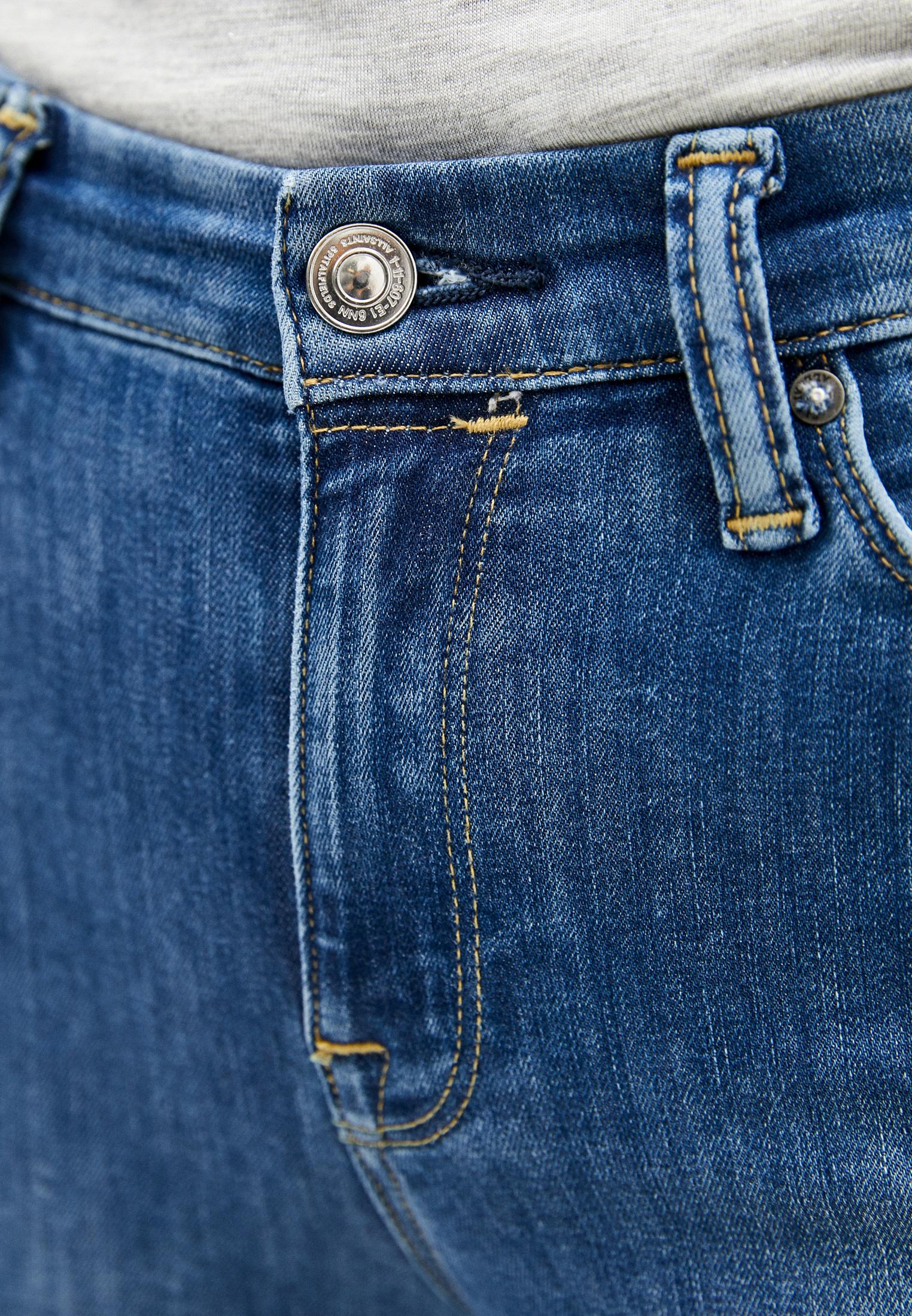 Зауженные джинсы AllSaints WE080N: изображение 4