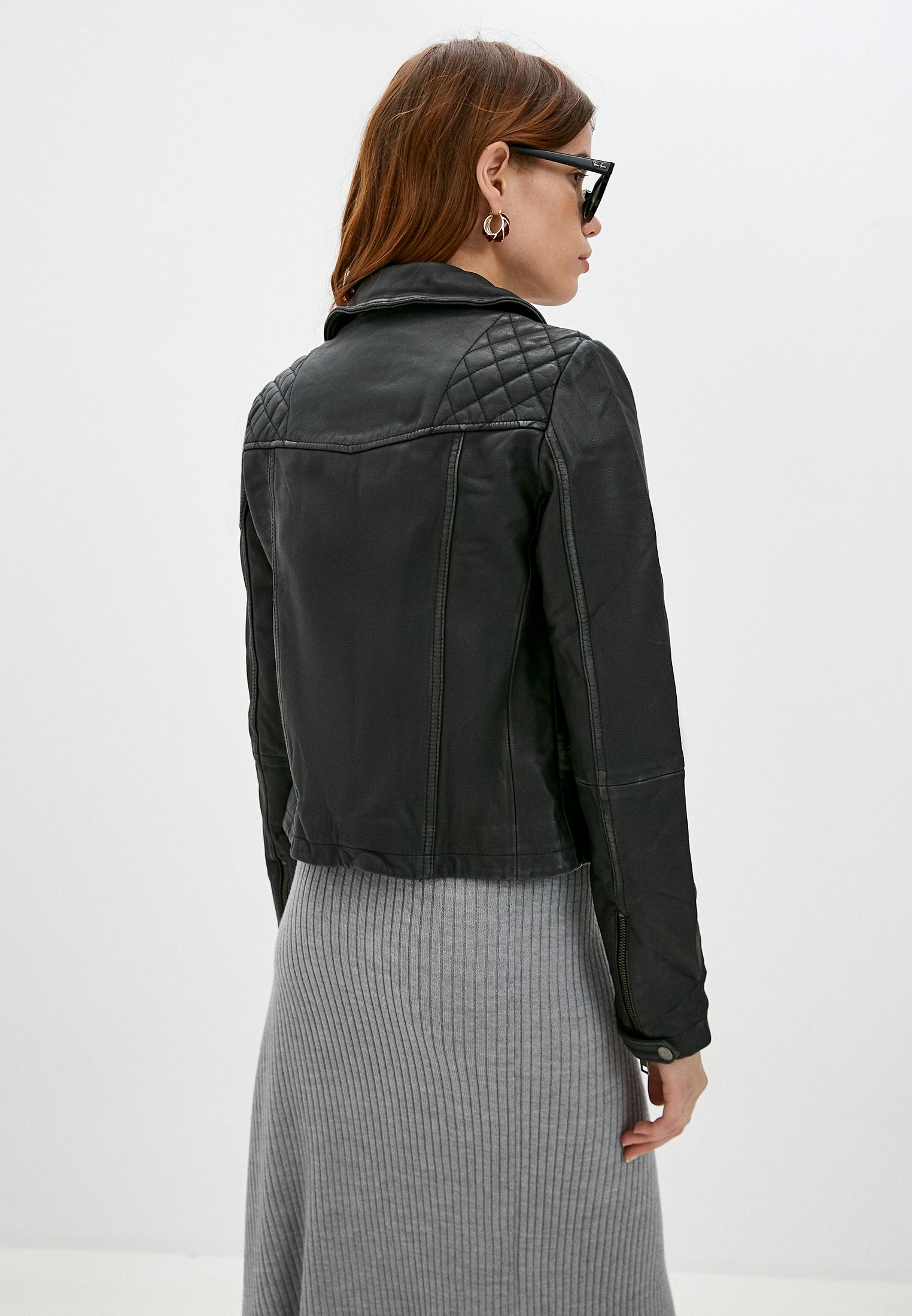 Кожаная куртка AllSaints WL047C: изображение 4