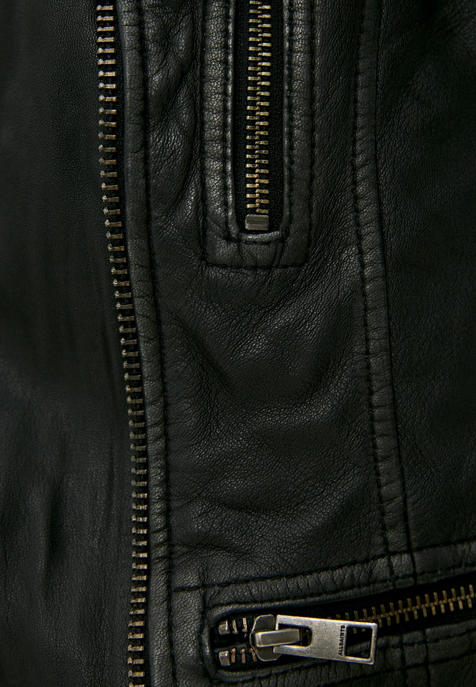 Кожаная куртка AllSaints WL047C: изображение 5
