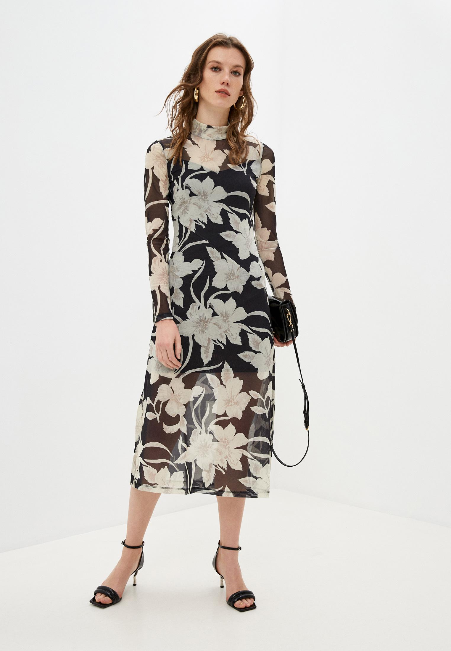 Повседневное платье AllSaints WG524T: изображение 1