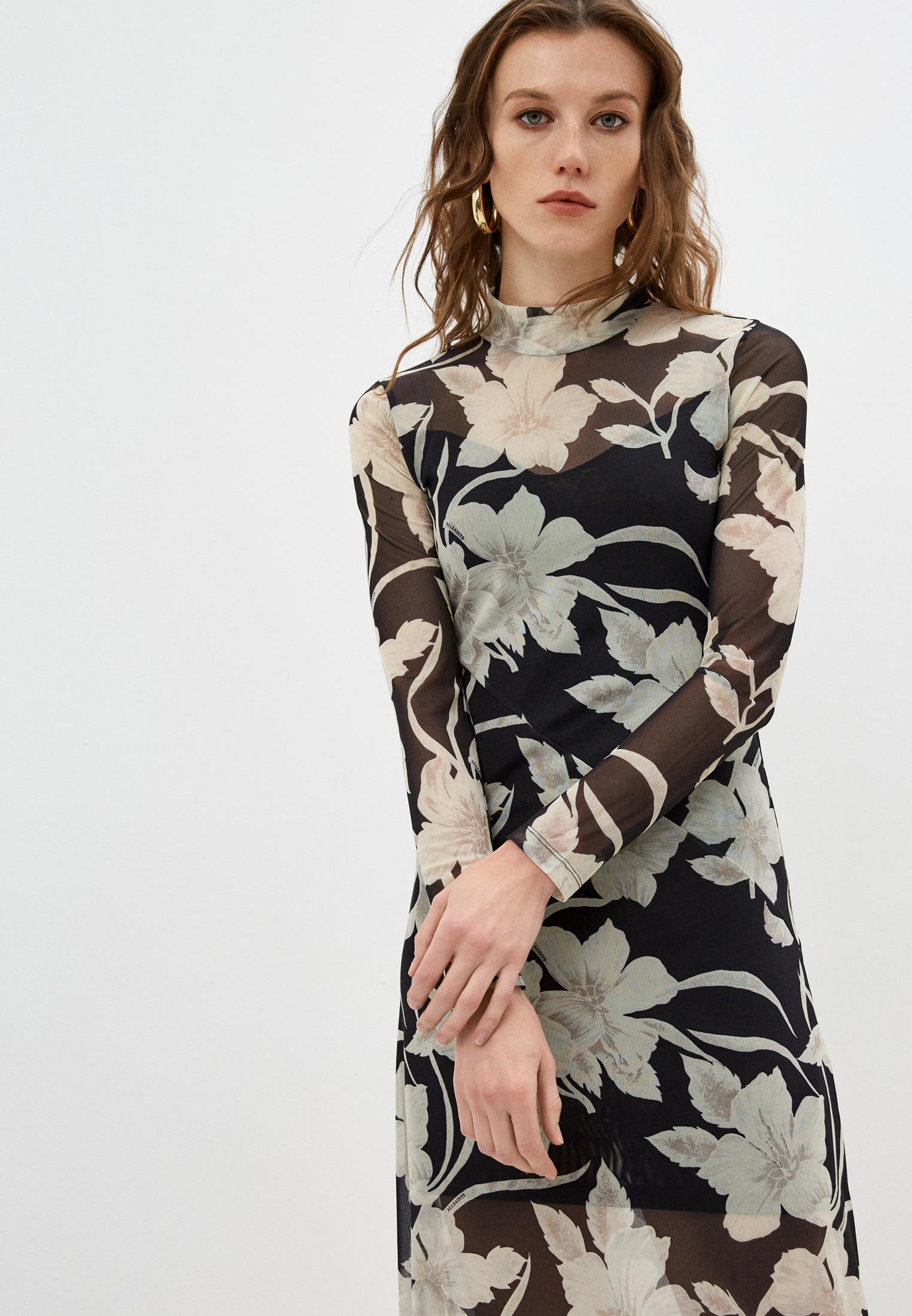 Повседневное платье AllSaints WG524T: изображение 3