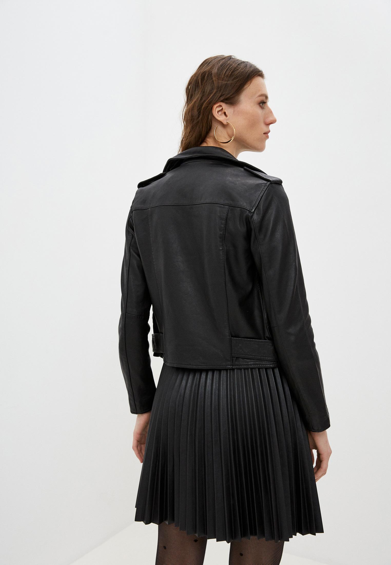 Кожаная куртка AllSaints WL115E: изображение 9