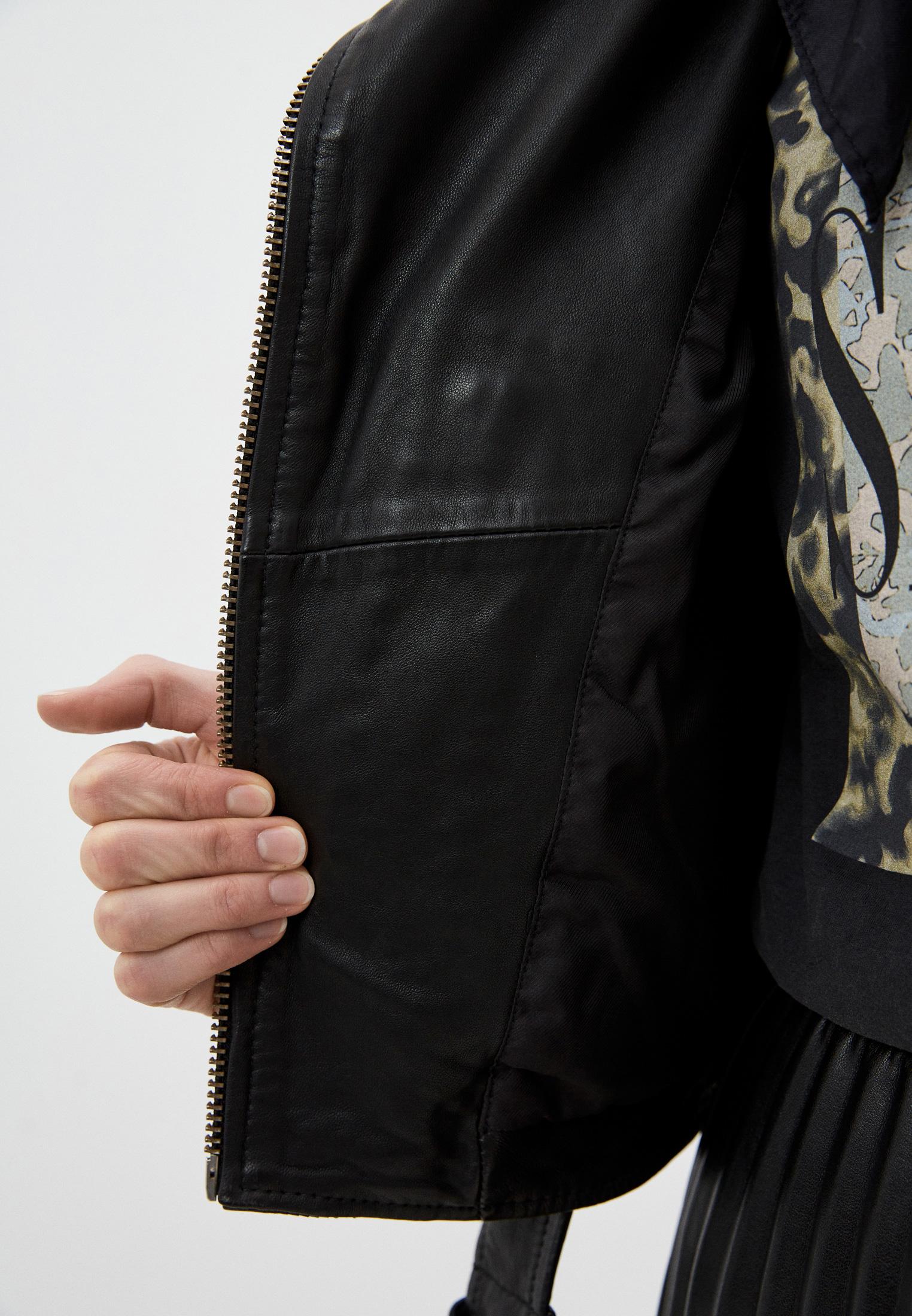 Кожаная куртка AllSaints WL115E: изображение 11