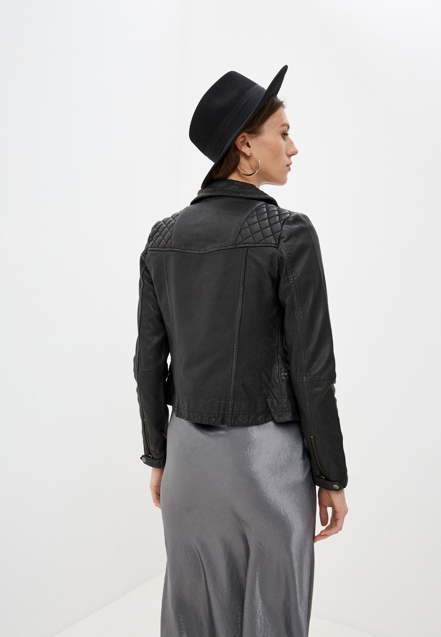 Кожаная куртка AllSaints WL047C: изображение 10