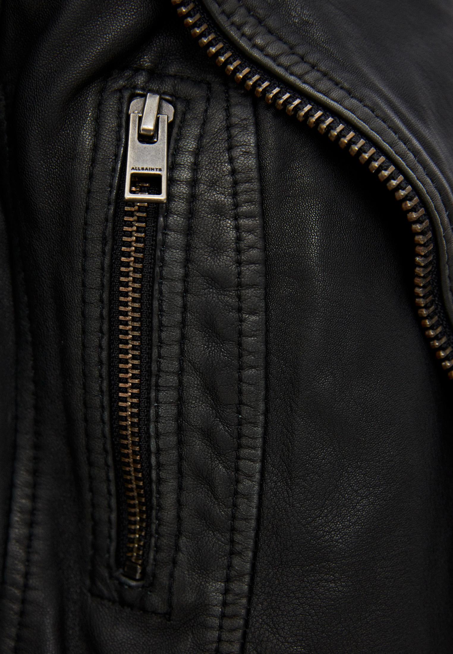 Кожаная куртка AllSaints WL047C: изображение 11