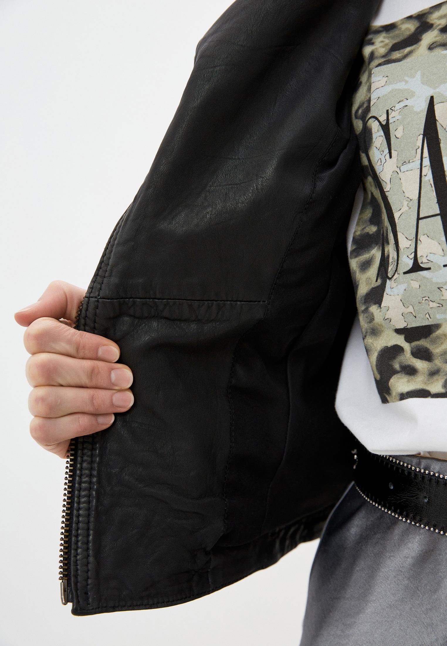 Кожаная куртка AllSaints WL047C: изображение 12
