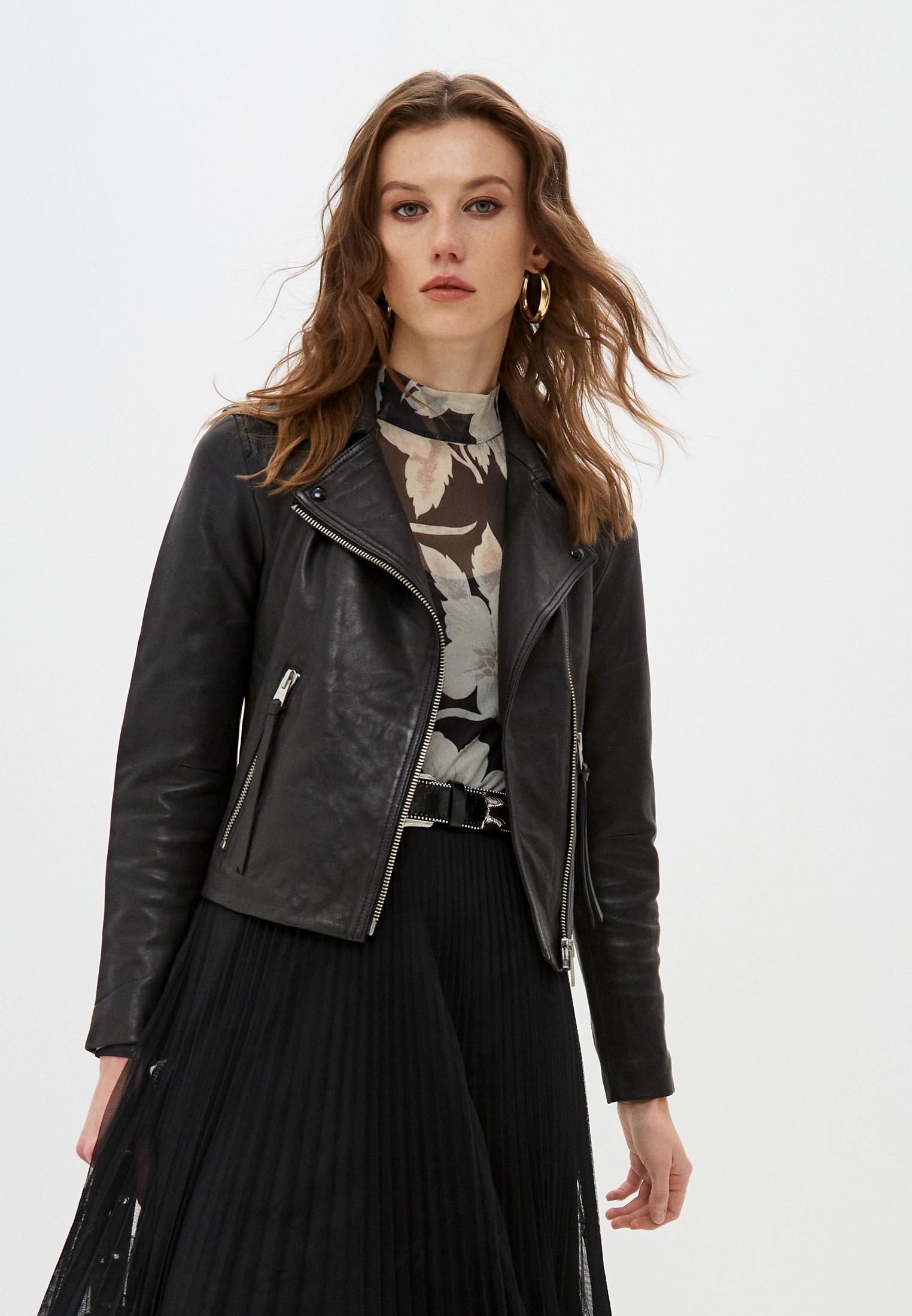Кожаная куртка AllSaints WL004N: изображение 6