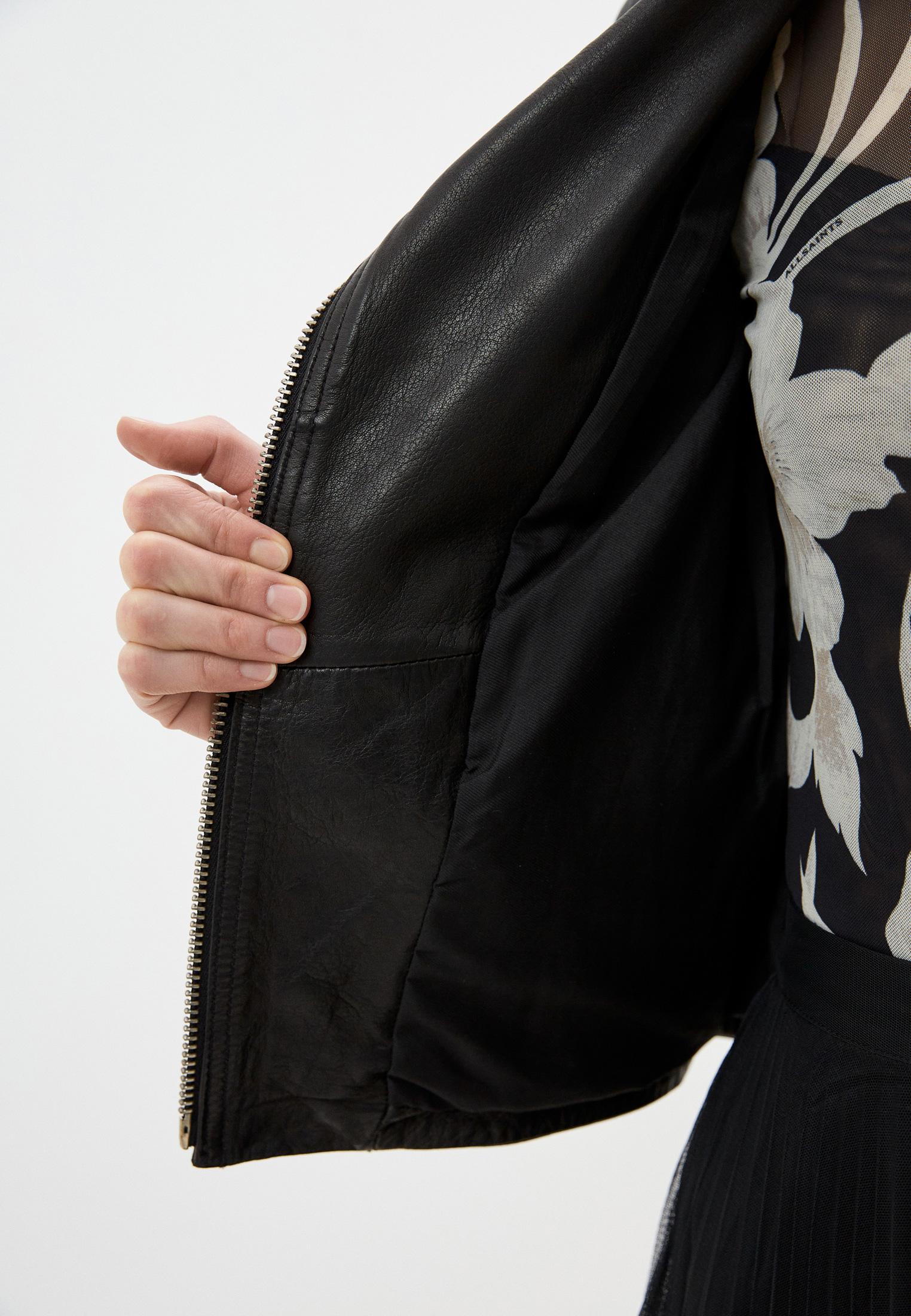 Кожаная куртка AllSaints WL004N: изображение 11