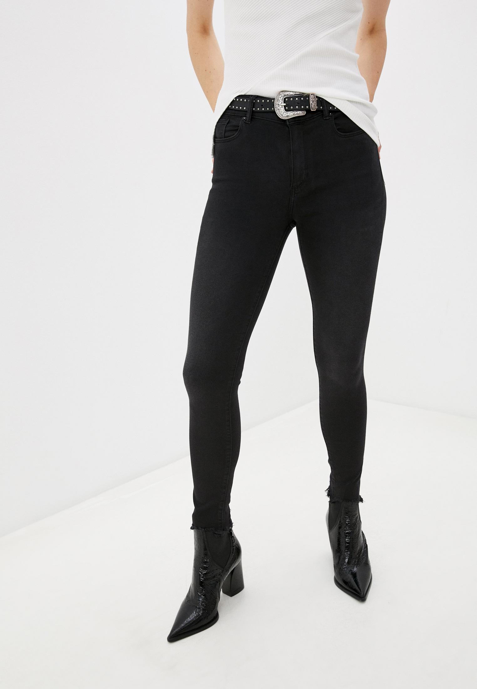 Зауженные джинсы AllSaints WE339S: изображение 1
