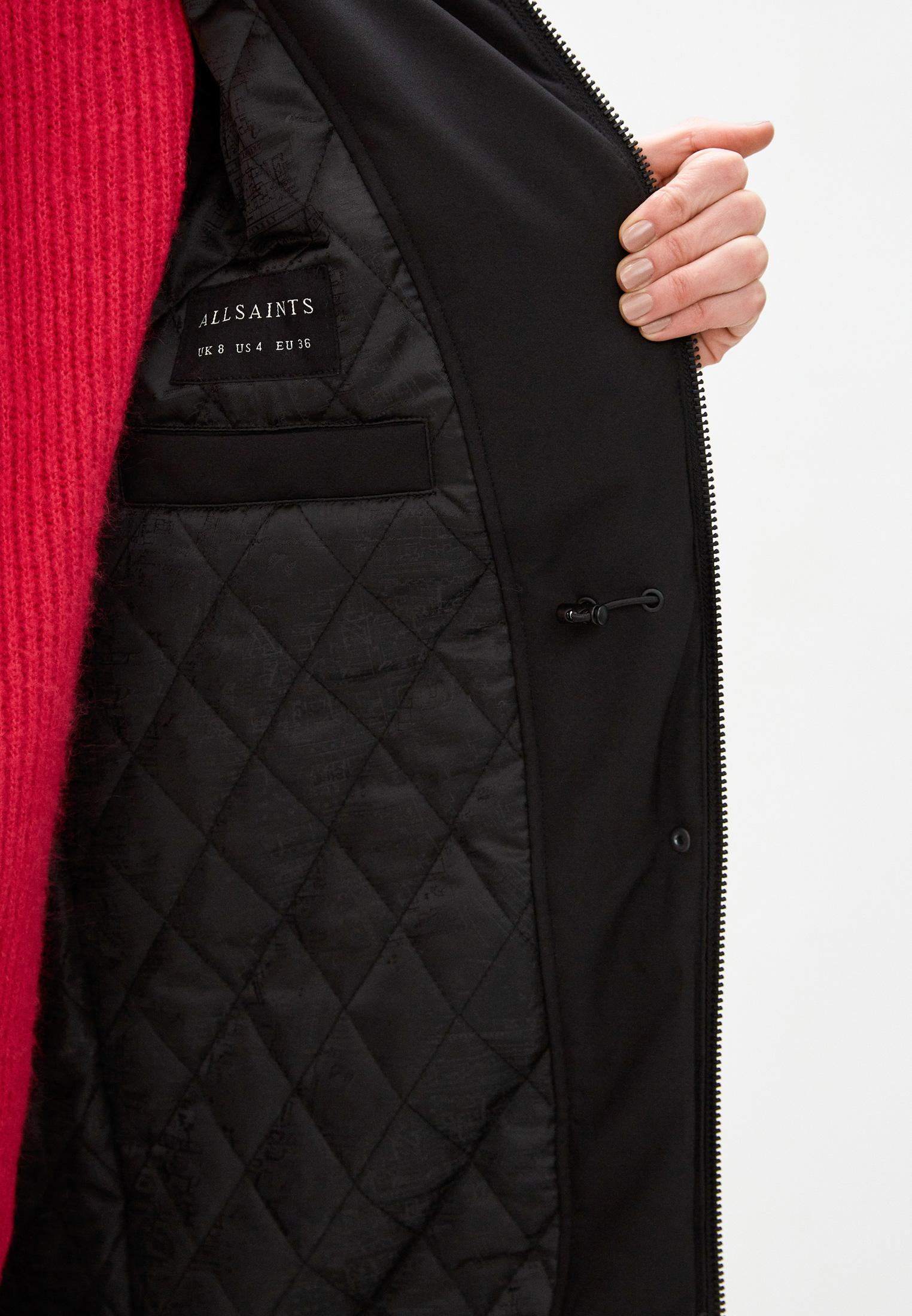Утепленная куртка AllSaints WO119T: изображение 5