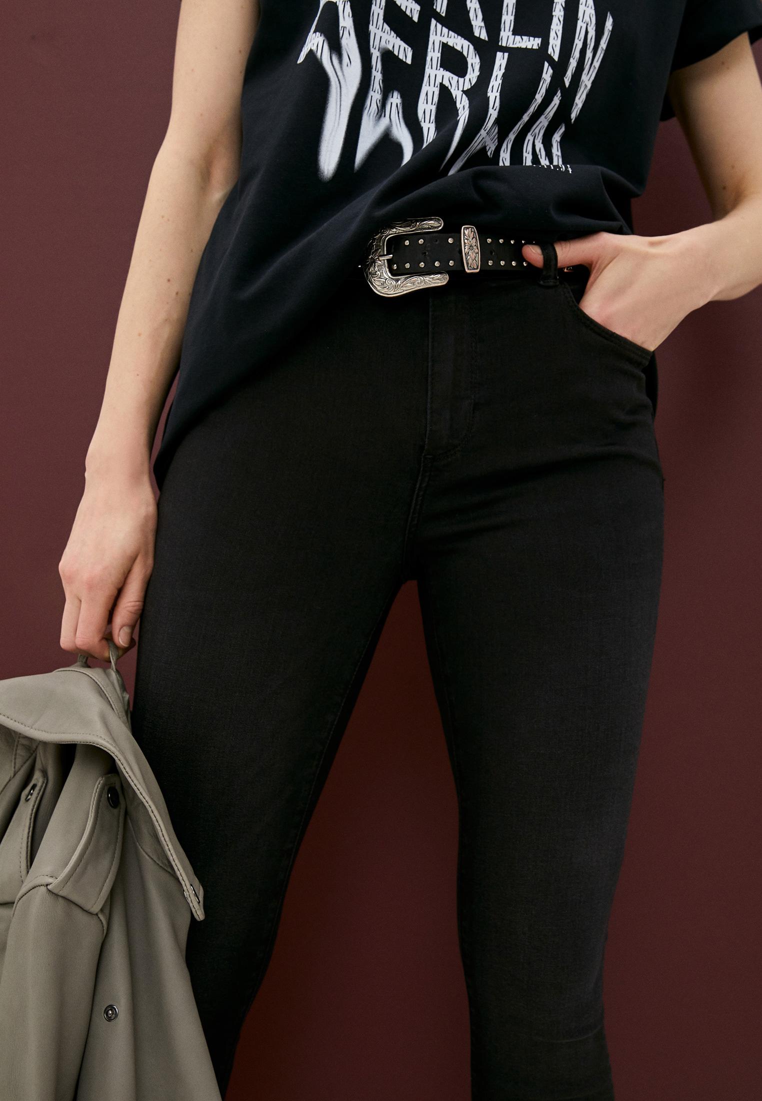 Зауженные джинсы AllSaints WE339S: изображение 7