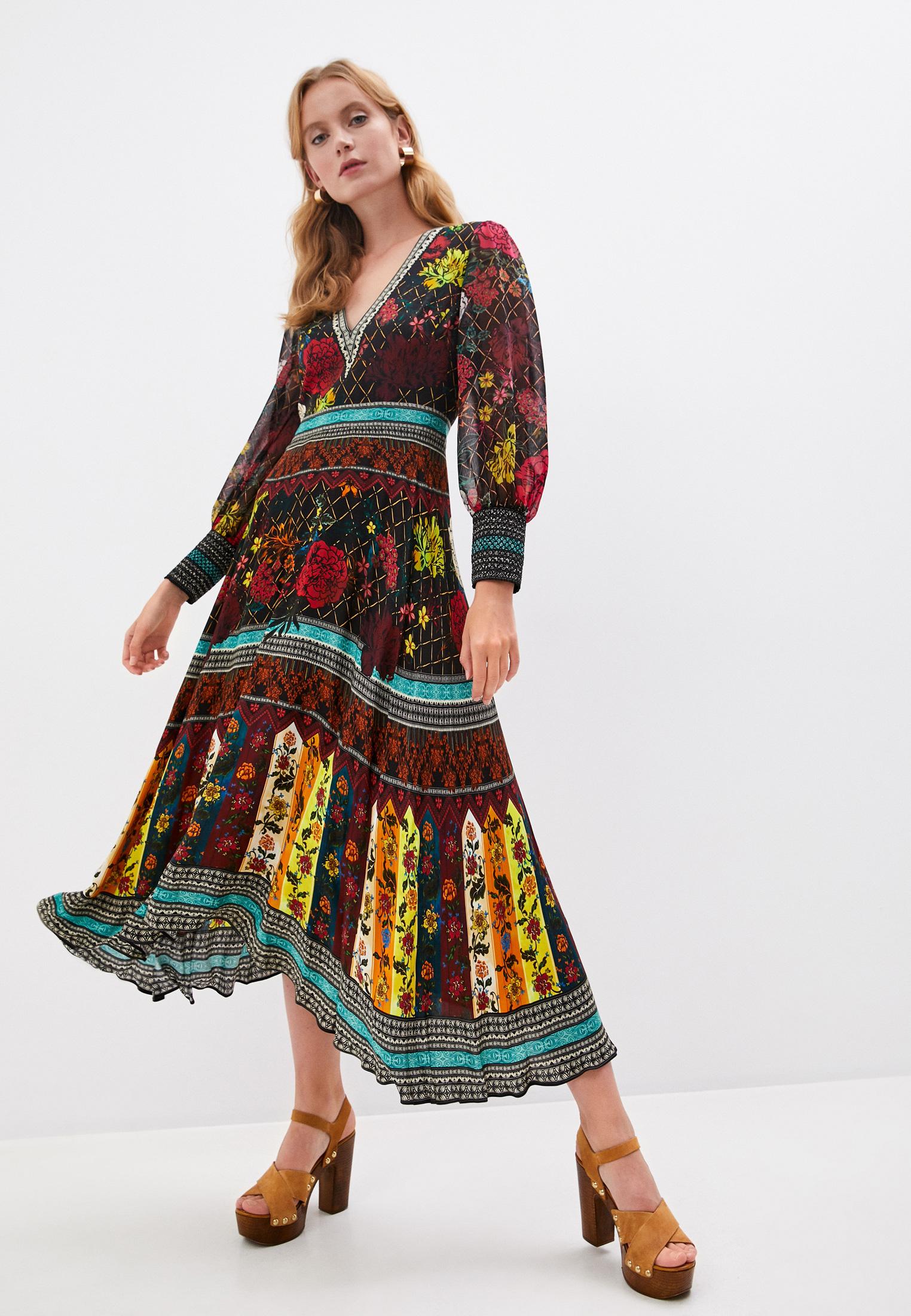 Повседневное платье Alice + Olivia CC002P87501