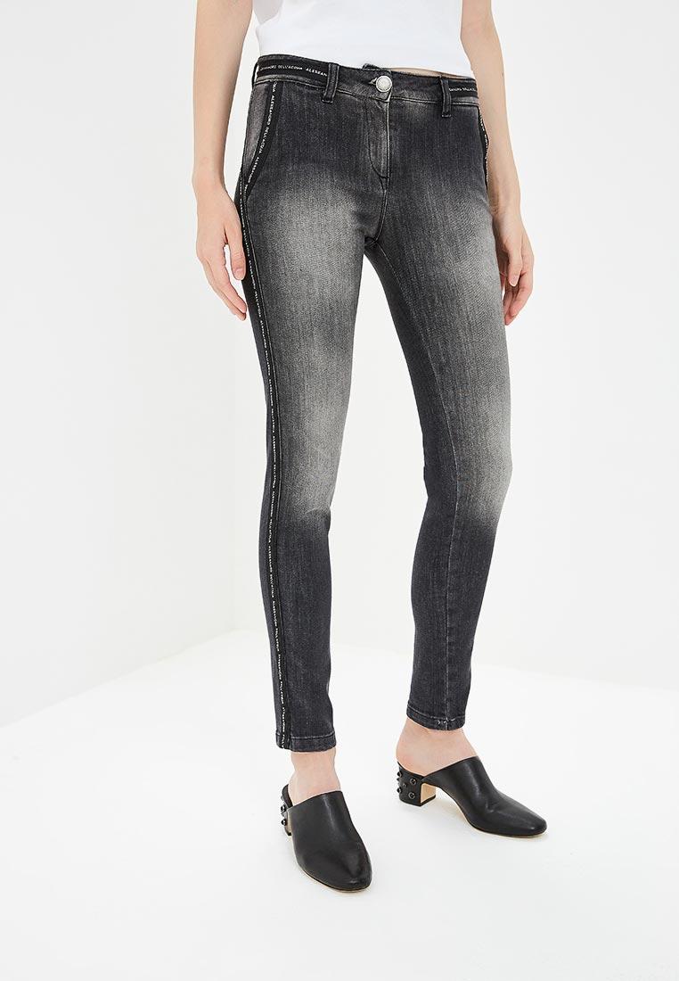 Зауженные джинсы Alessandro Dell`acqua ADW7115WJN: изображение 1