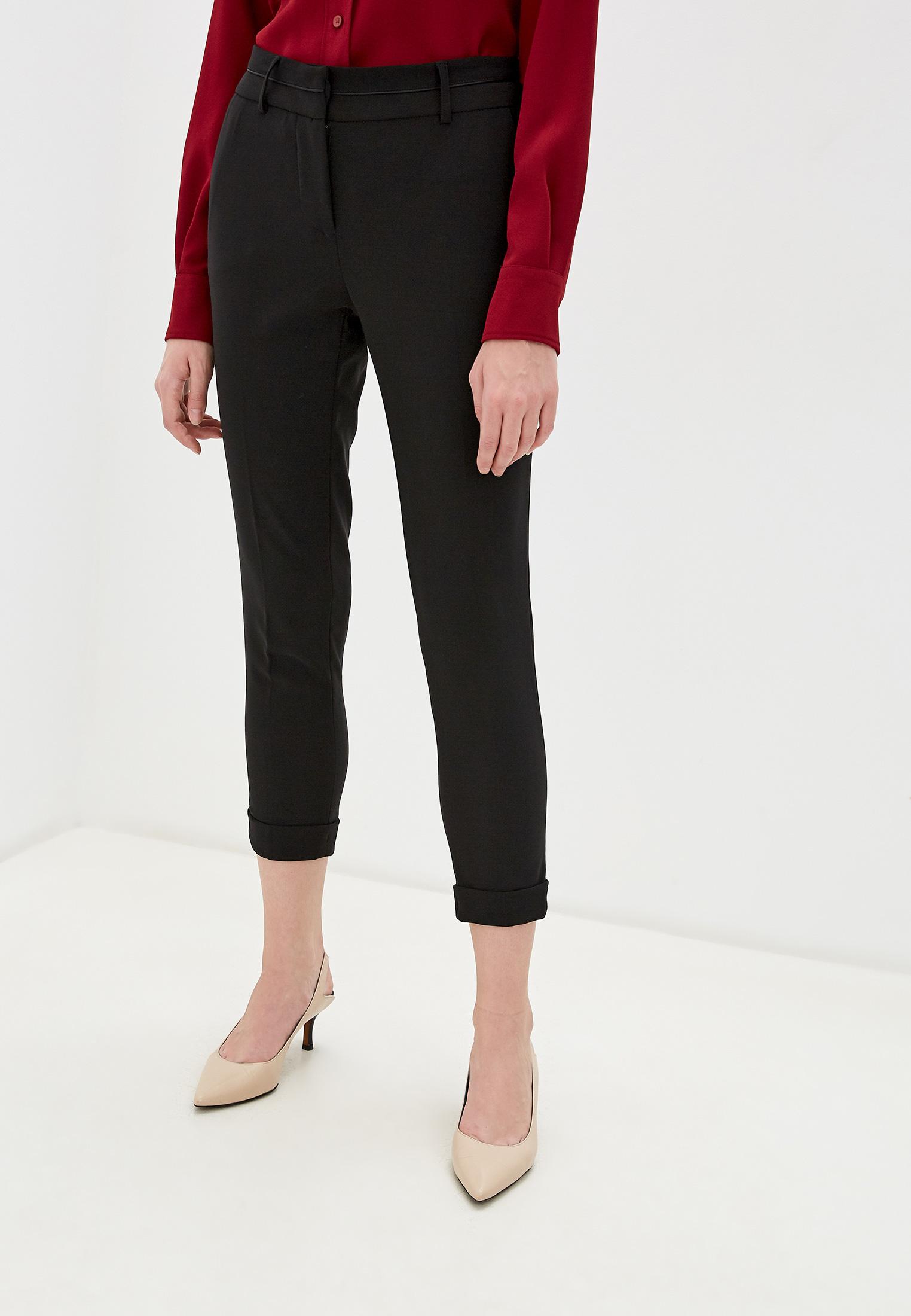 Женские классические брюки Alessandro Dell`acqua ADw7125D