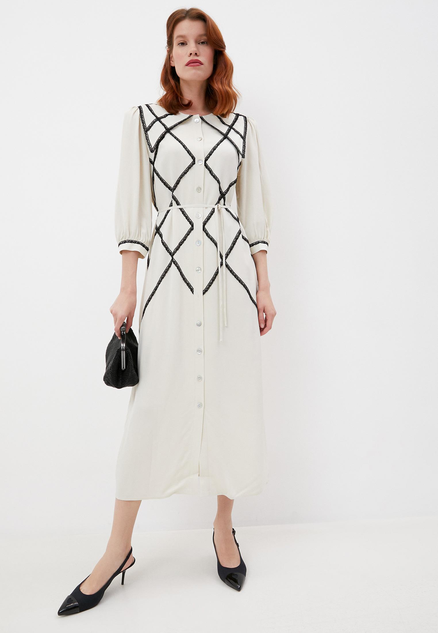 Повседневное платье AlexaChung DR08-VI533