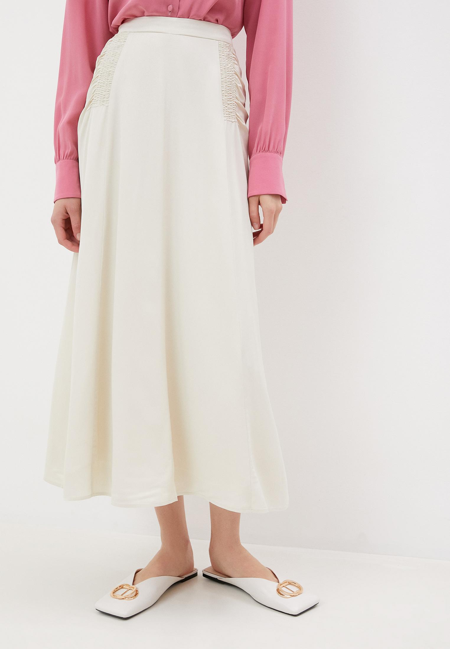 Широкая юбка AlexaChung SK01-VI533