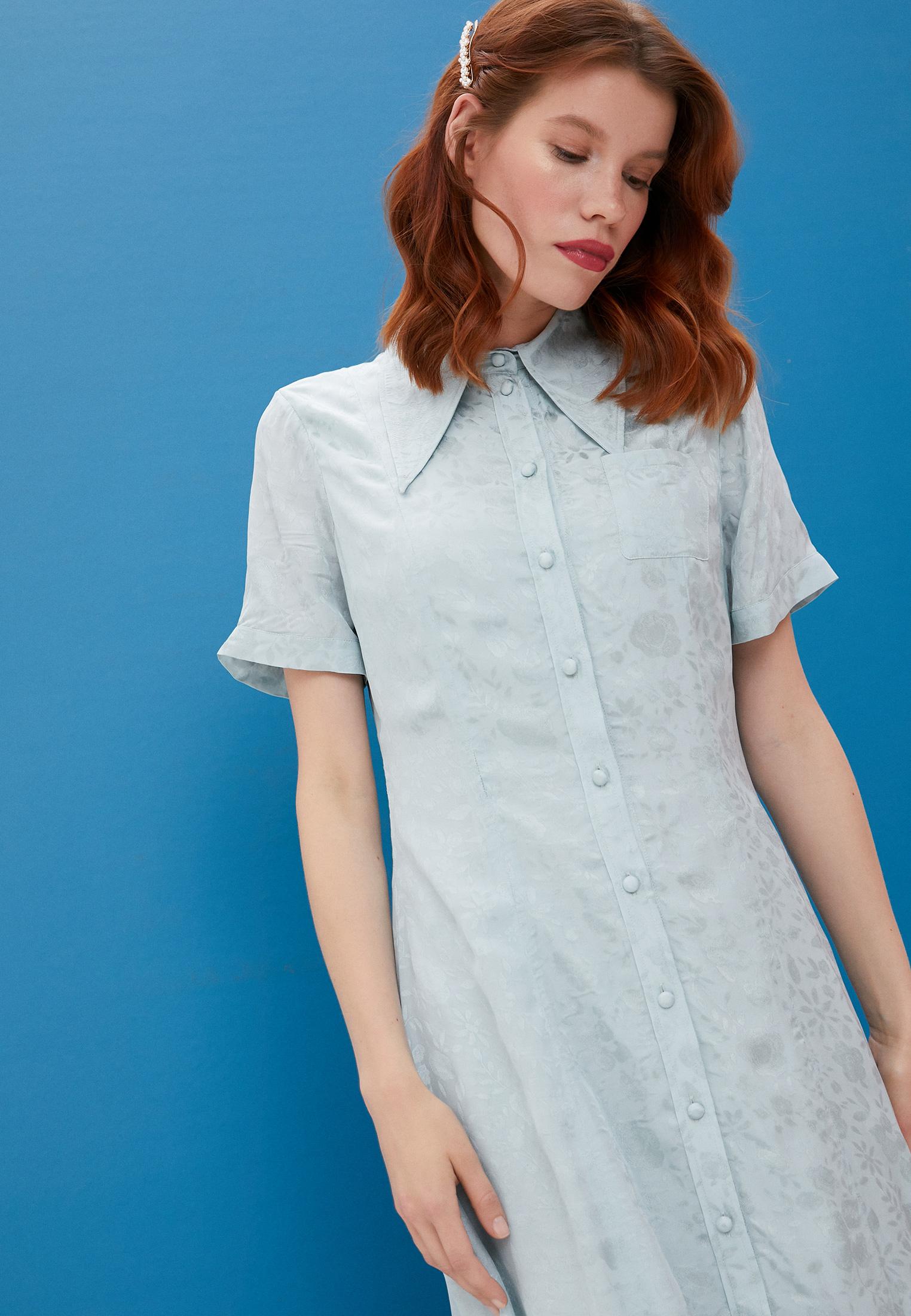 Повседневное платье AlexaChung DR13-VI530: изображение 2