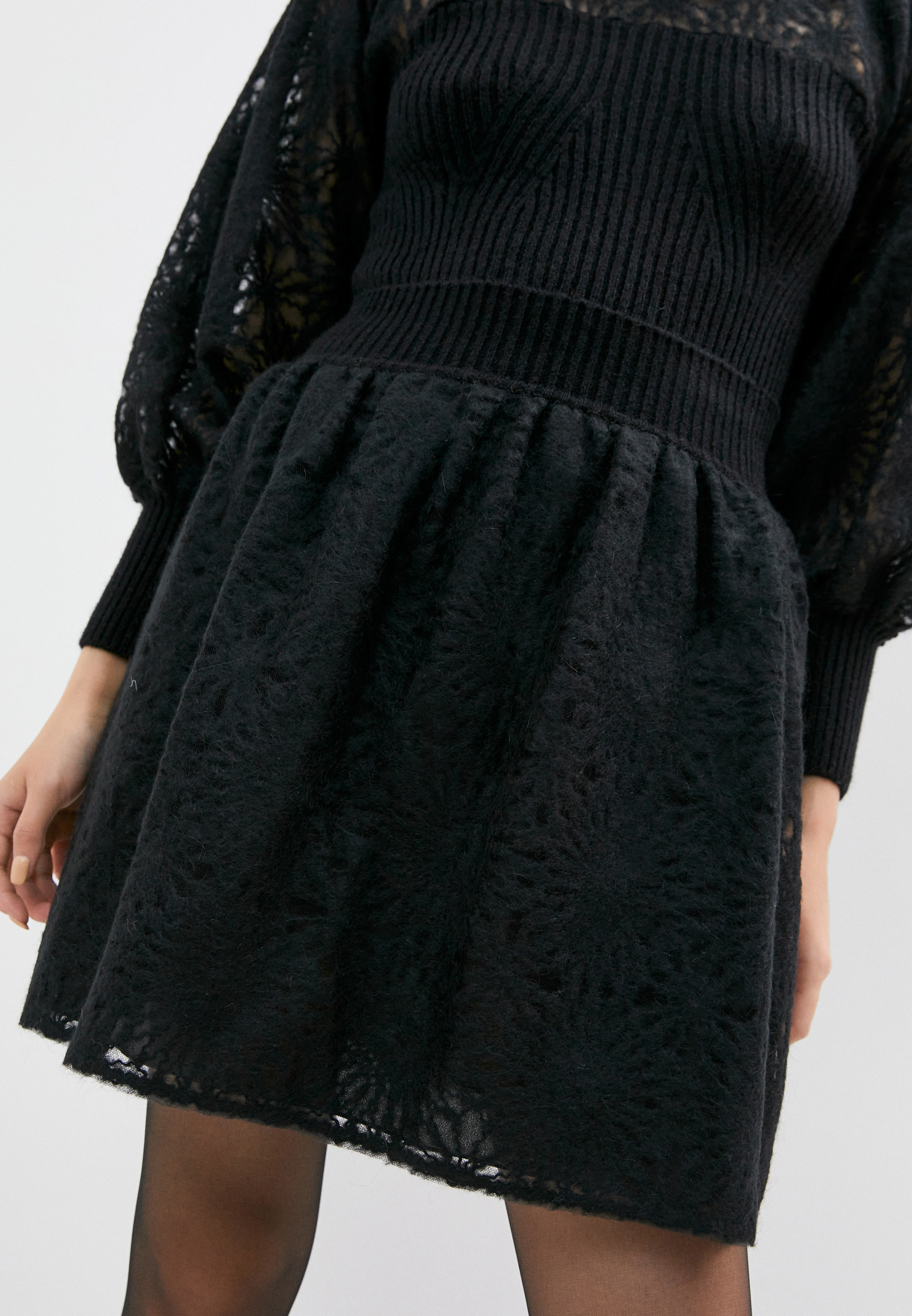 Широкая юбка Alberta Ferretti J01805112