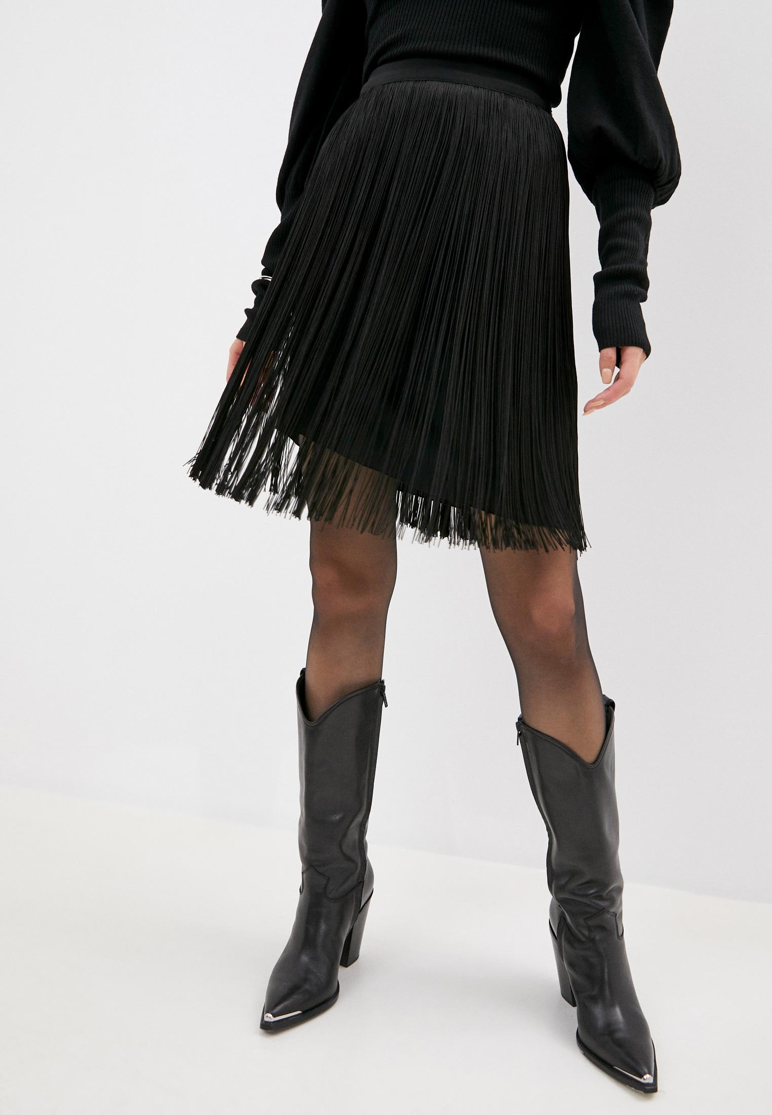 Широкая юбка Alberta Ferretti Юбка Alberta Ferretti