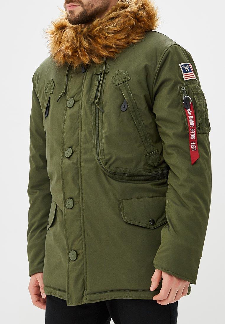 Утепленная куртка Alpha Industries (Альфа Индастриз) 123144