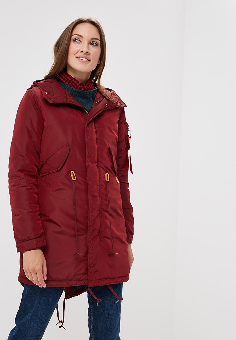 Утепленная куртка Alpha Industries (Альфа Индастриз) 168011
