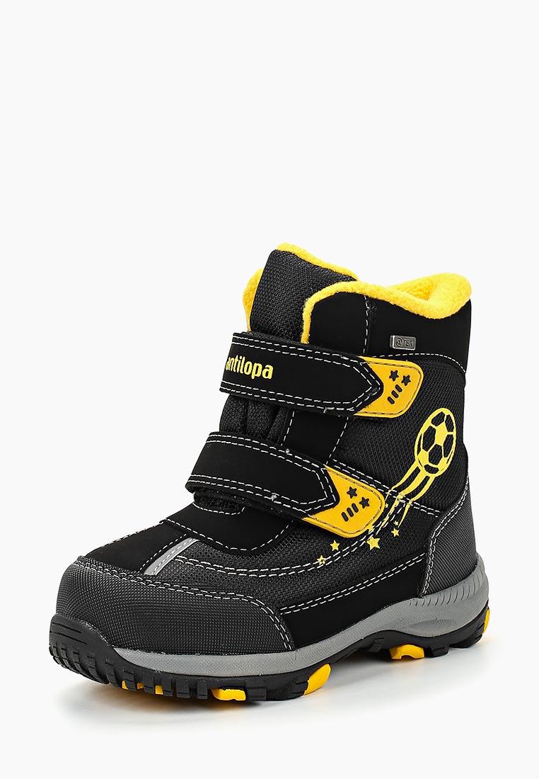 Ботинки для мальчиков Antilopa A 218067