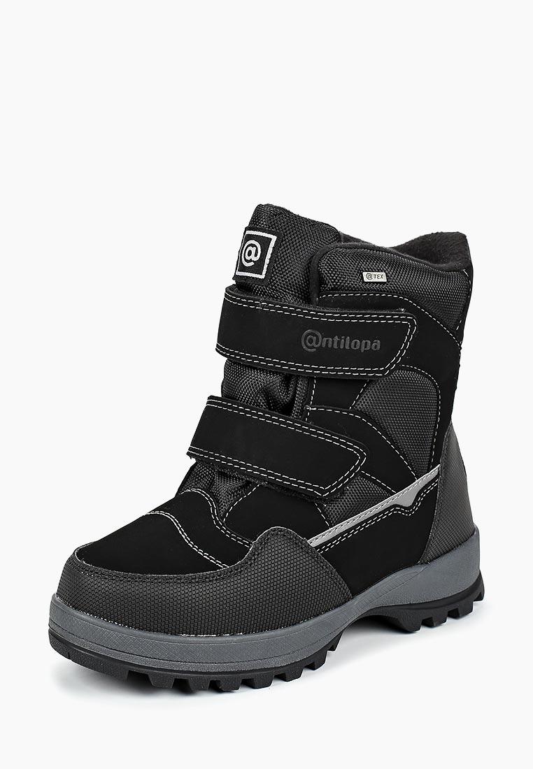 Ботинки для мальчиков Antilopa A 218088