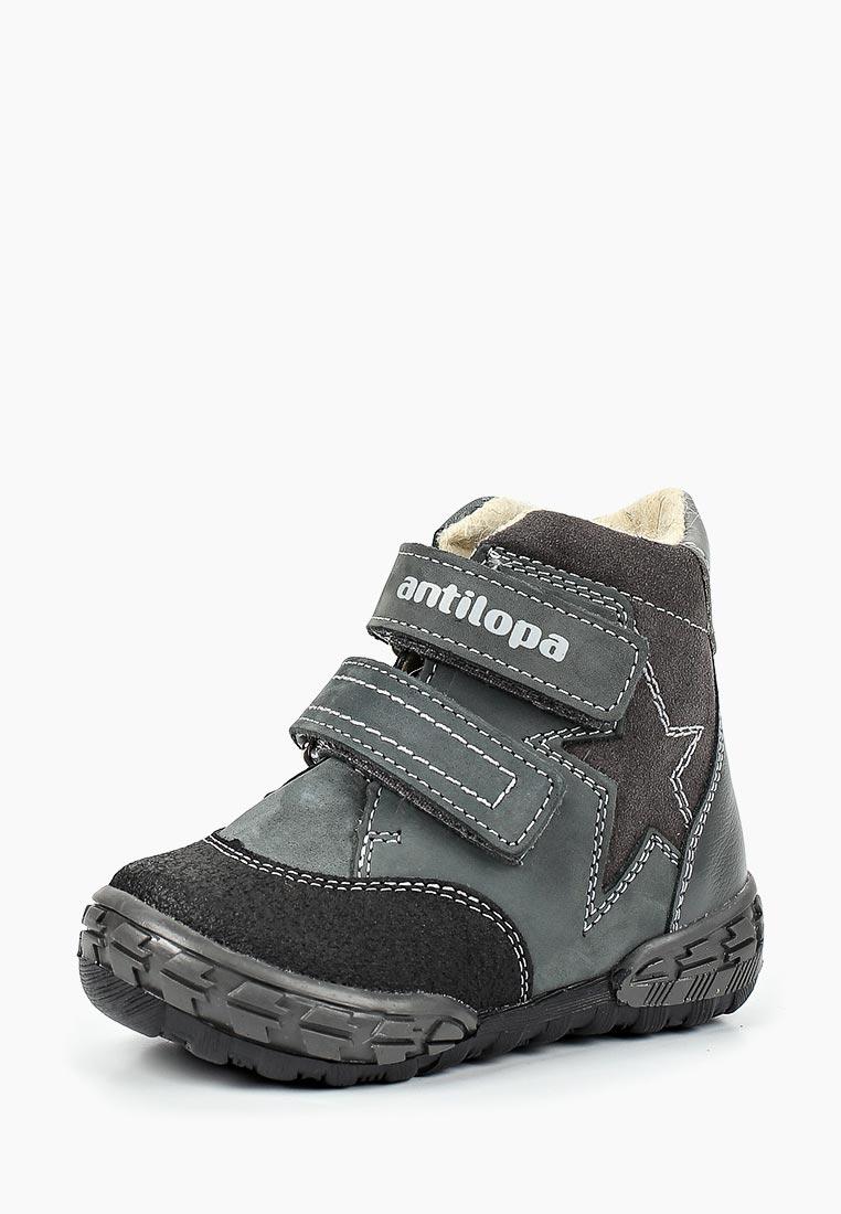 Ботинки для мальчиков Antilopa BL-128(14)