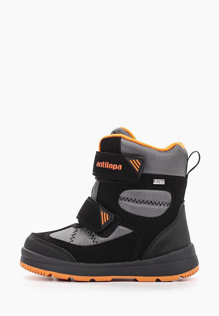 Ботинки для мальчиков Antilopa A 218150