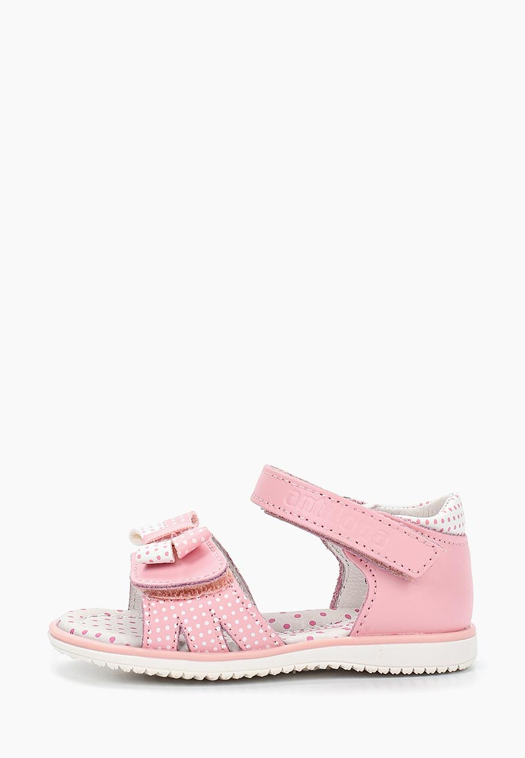 Сандалии Antilopa R 80985101 pink