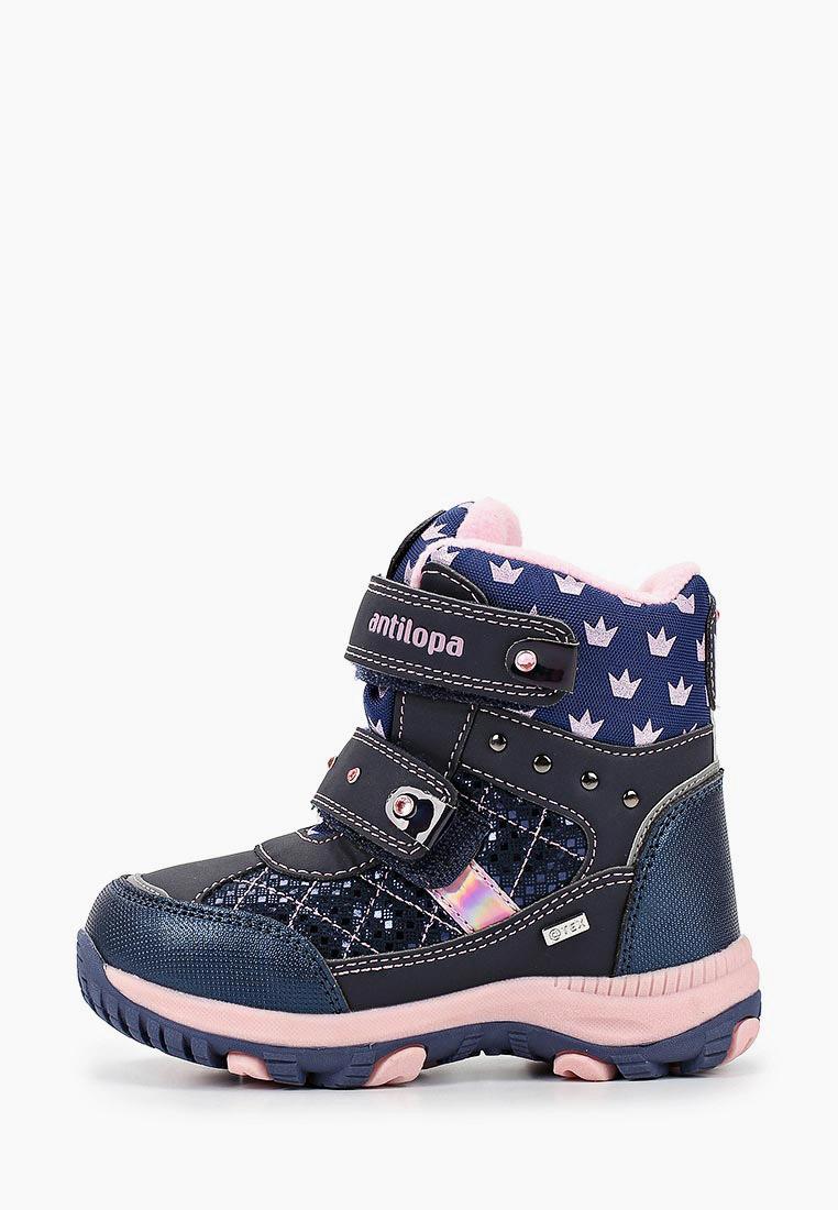 Ботинки для девочек Antilopa A 218164