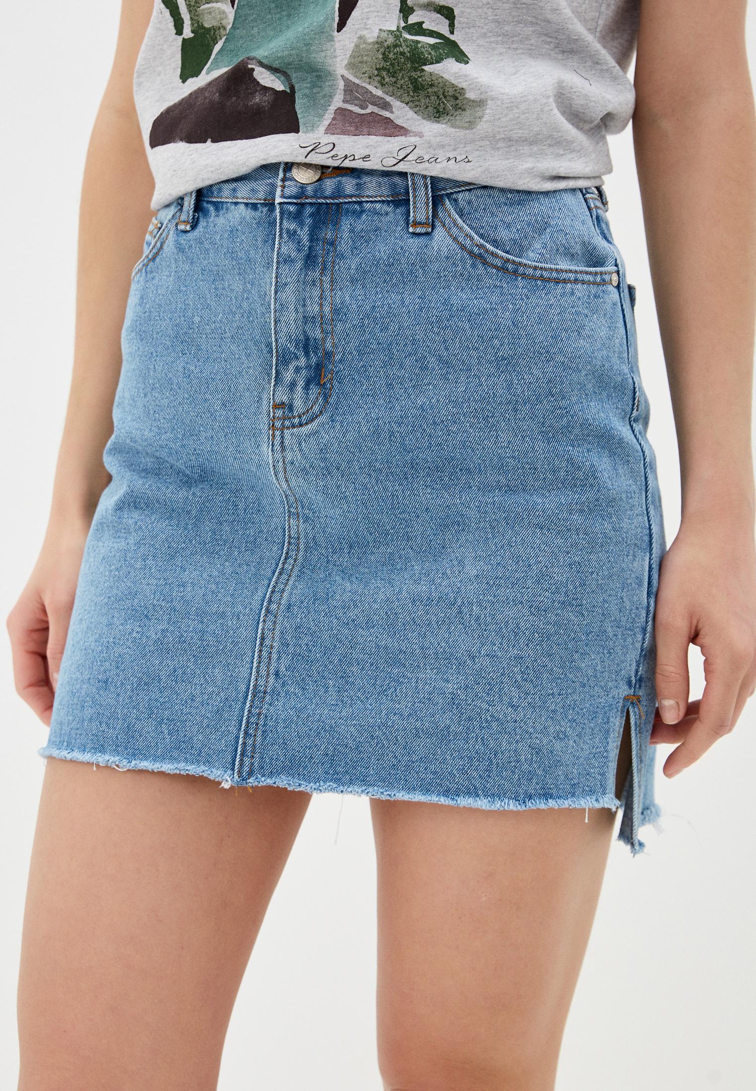 Джинсовая юбка Angelica 2000 F98-6371