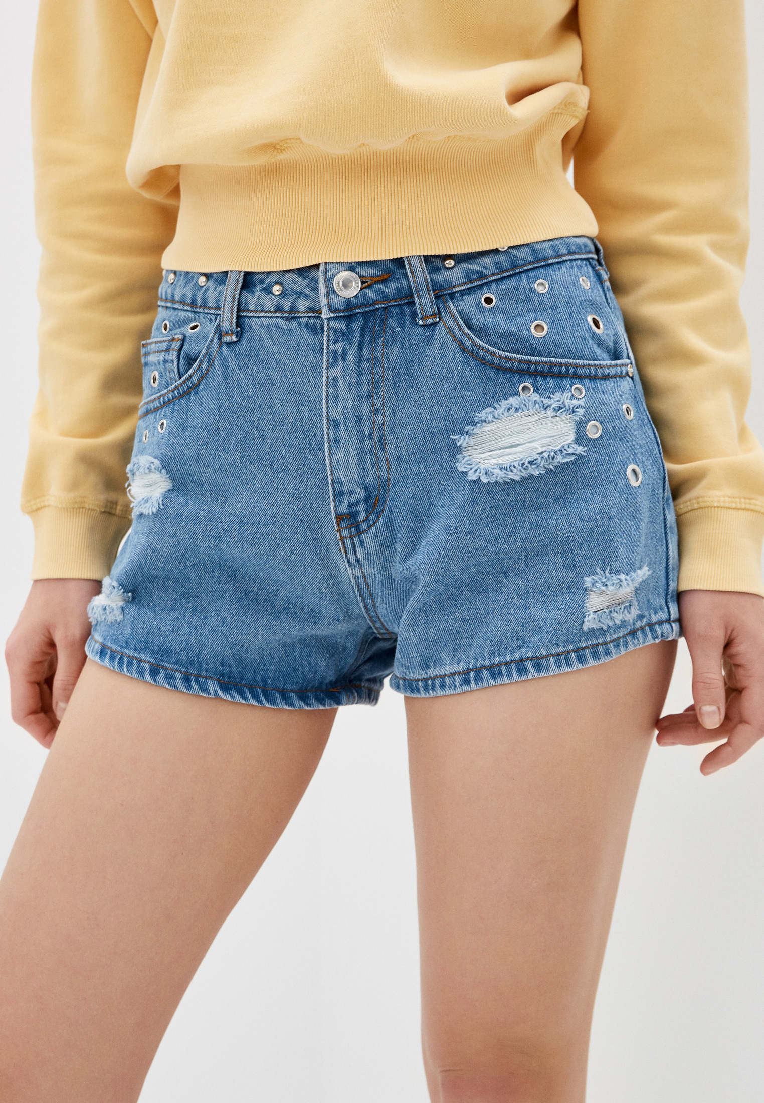 Женские джинсовые шорты Angelica 2000 F98-ITA6755