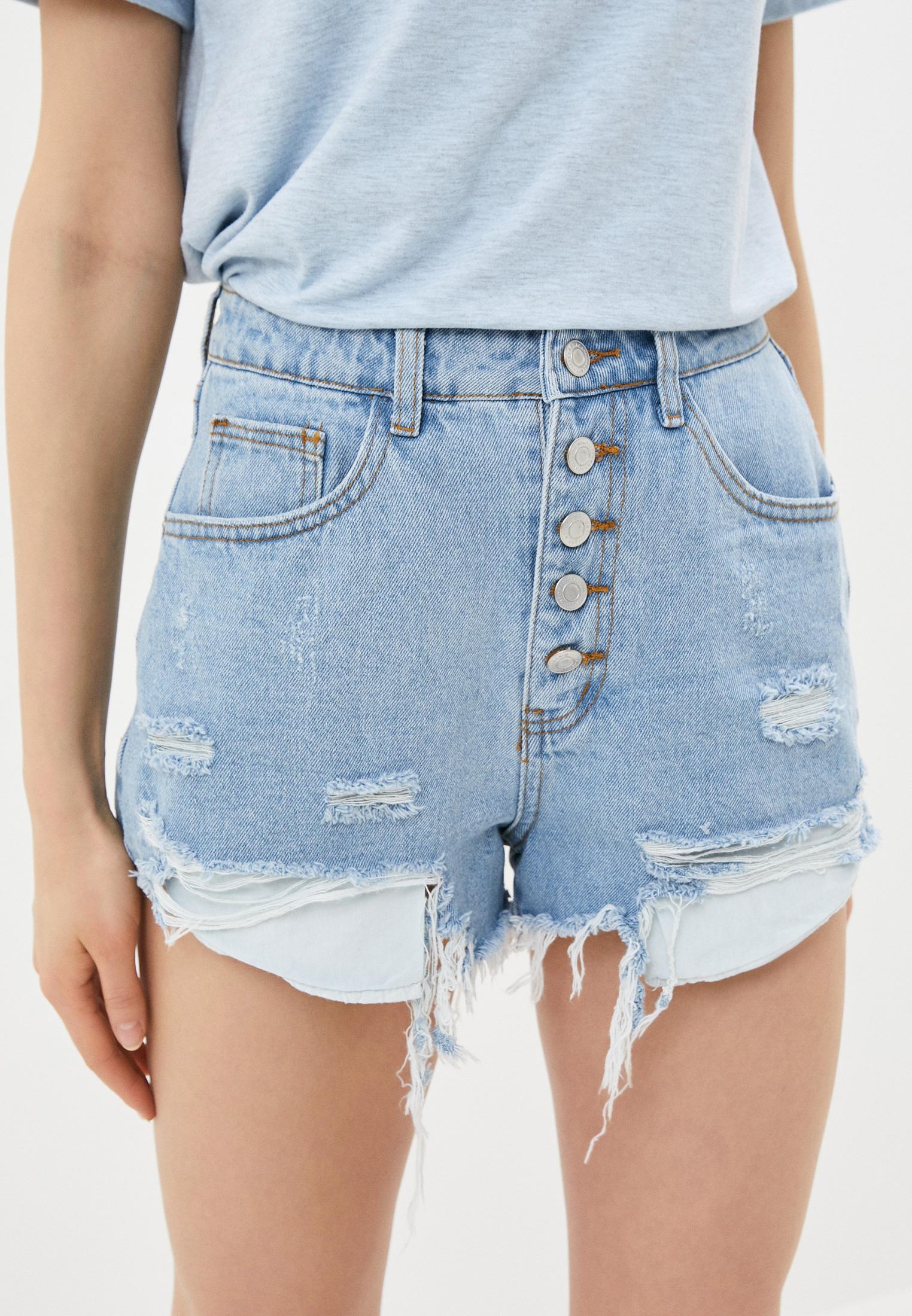 Женские джинсовые шорты Angelica 2000 F98-ITA6785