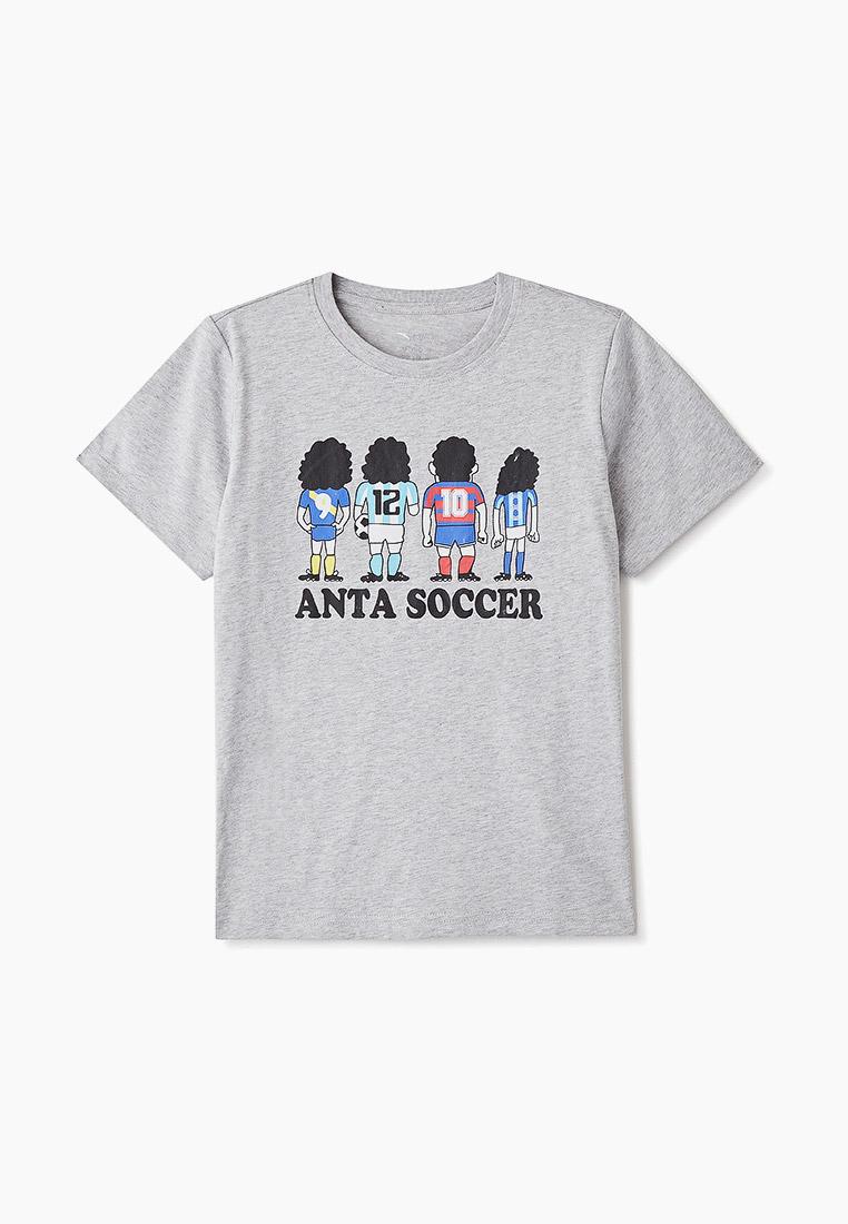 Футболка с коротким рукавом Anta 35722142-2