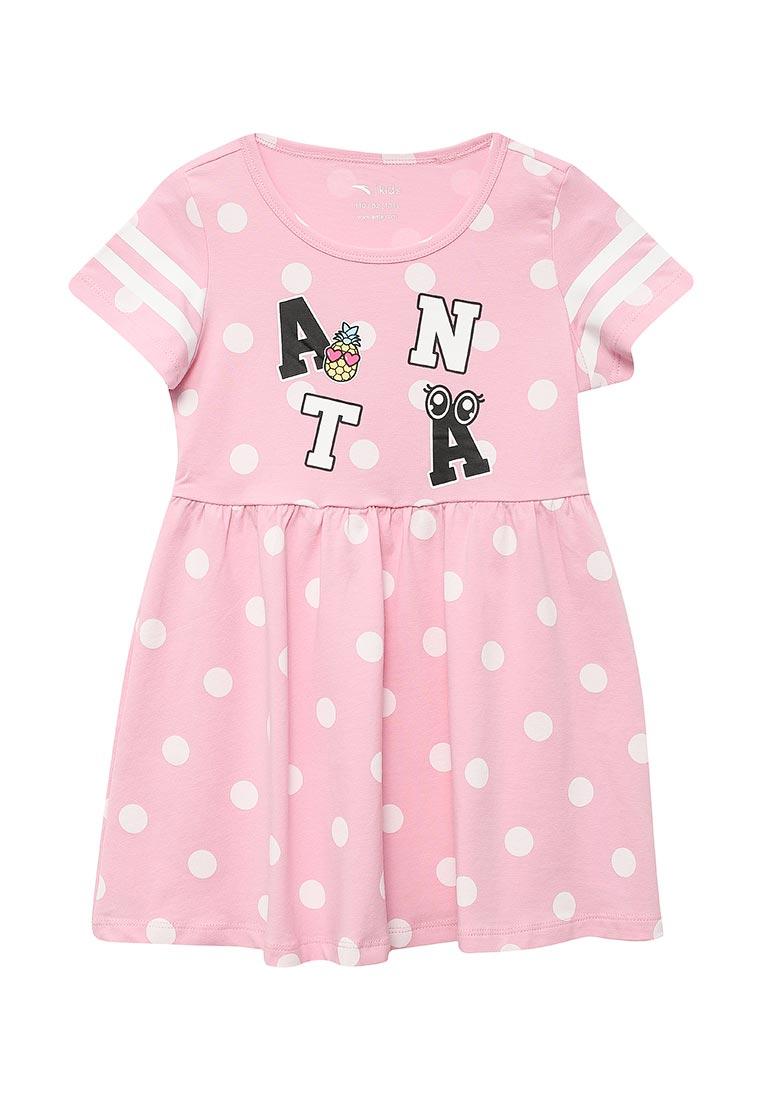 Повседневное платье Anta 36729382-2