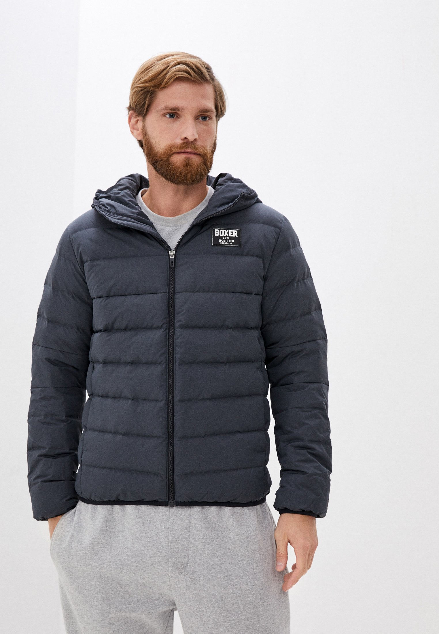 Утепленная куртка Anta 85939940-3